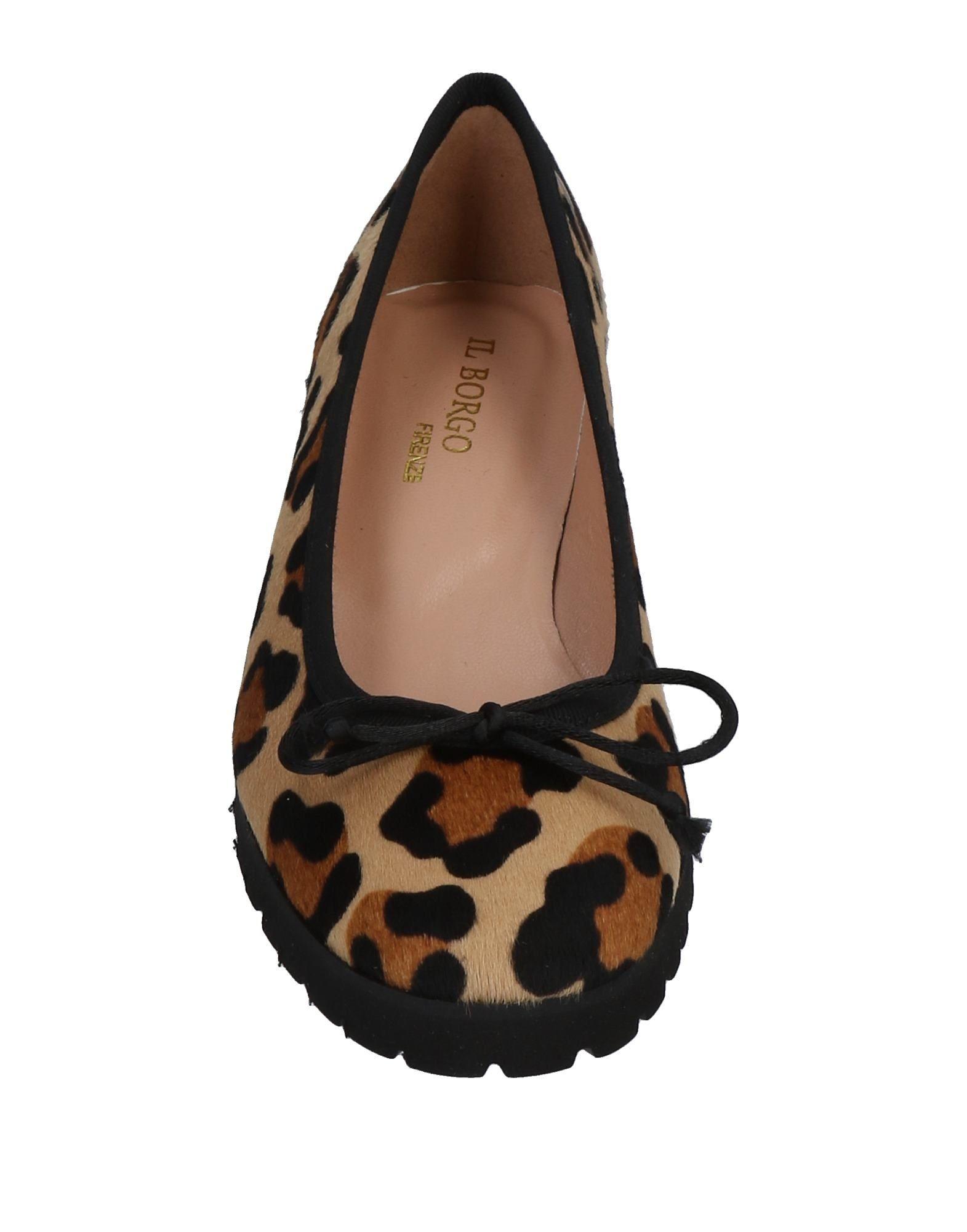 Il Borgo  Firenze Ballerinas Damen  Borgo 11491170NS Gute Qualität beliebte Schuhe 0948b8