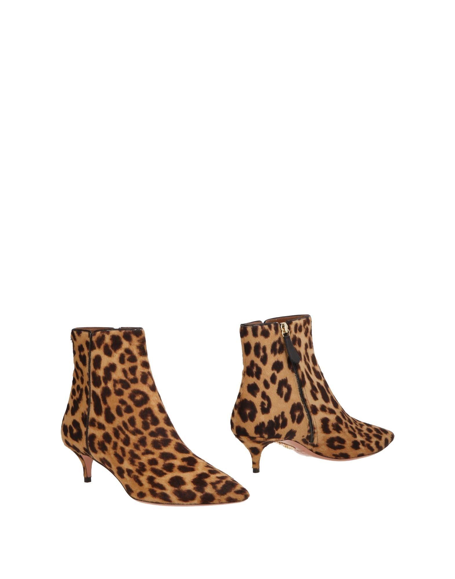 Aquazzura Stiefelette Damen  11491173JFGünstige gut aussehende Schuhe