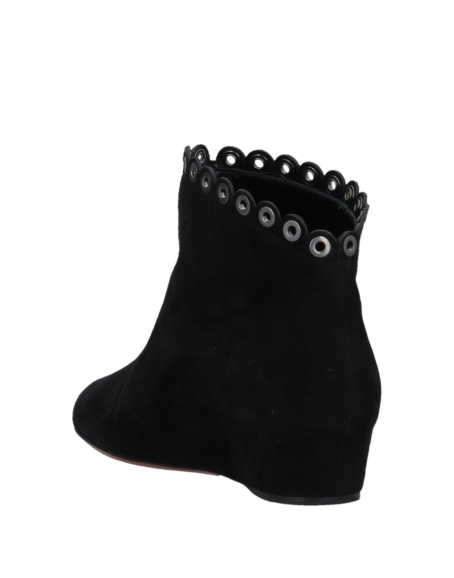 Alaïa Stiefelette Damen  aussehende 11491180ERGünstige gut aussehende  Schuhe dbc631