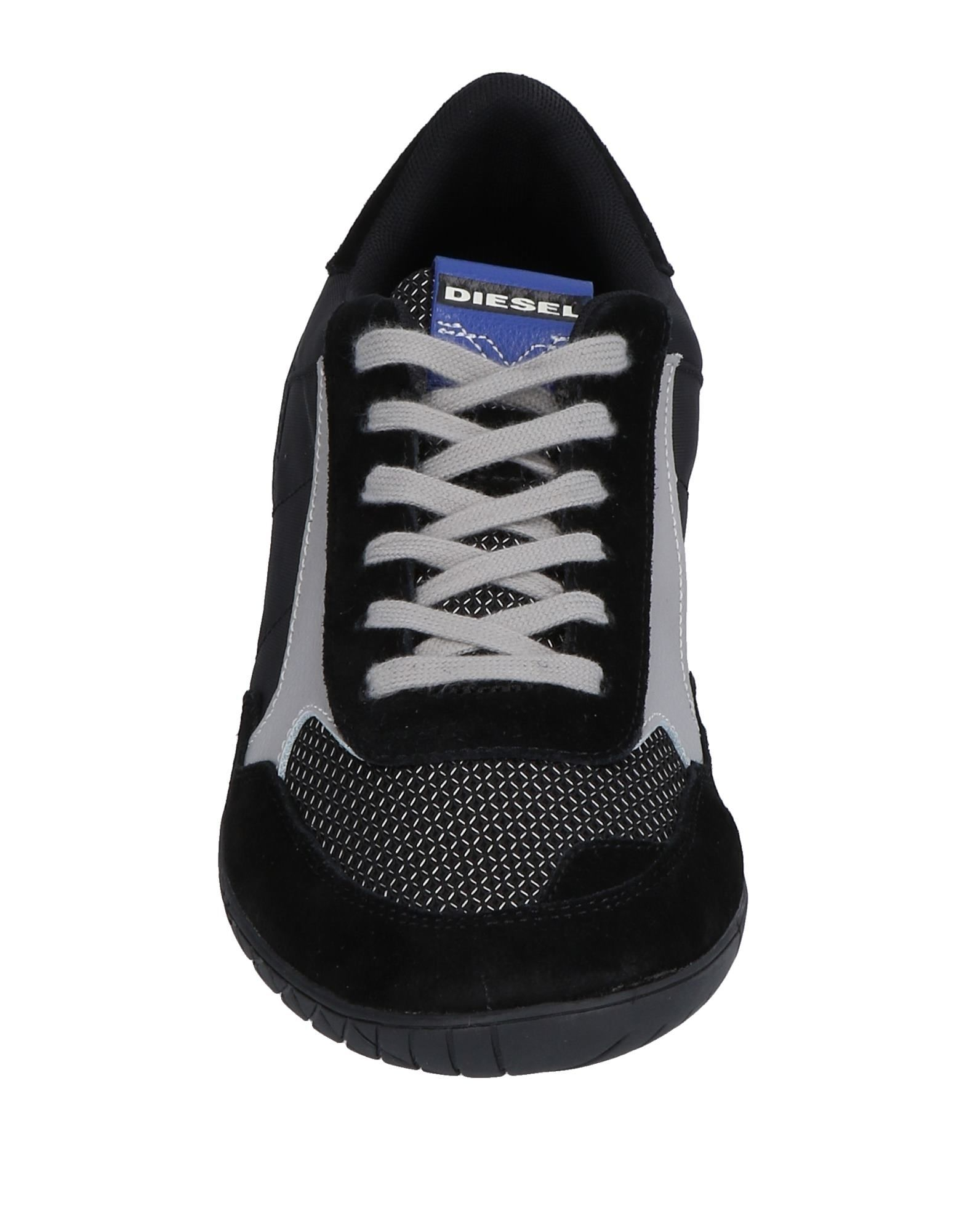 Rabatt echte Schuhe Herren Diesel Sneakers Herren Schuhe  11491185LU 06d351