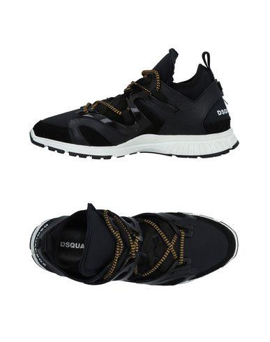 Los últimos zapatos de hombre y mujer Zapatillas Dsquared2 Mujer - Zapatillas Dsquared2 - 11491225EW Azul oscuro