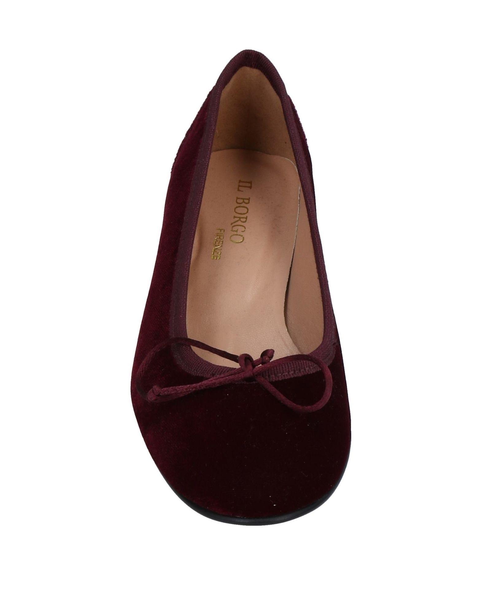 Il Borgo Firenze 11491230EE Ballerinas Damen  11491230EE Firenze Neue Schuhe ca327b