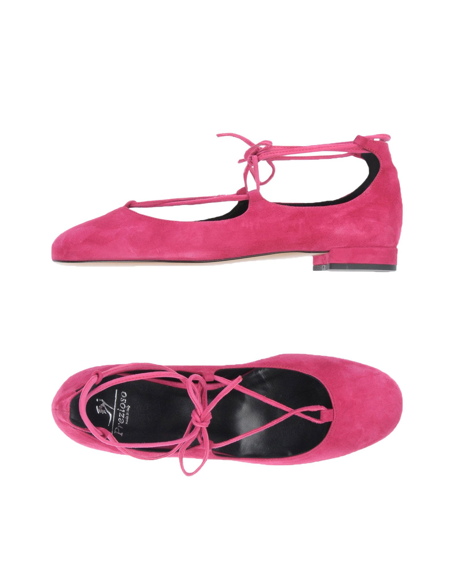 Gut um billige Schuhe zu tragenPrezioso Ballerinas Damen  11491247FF