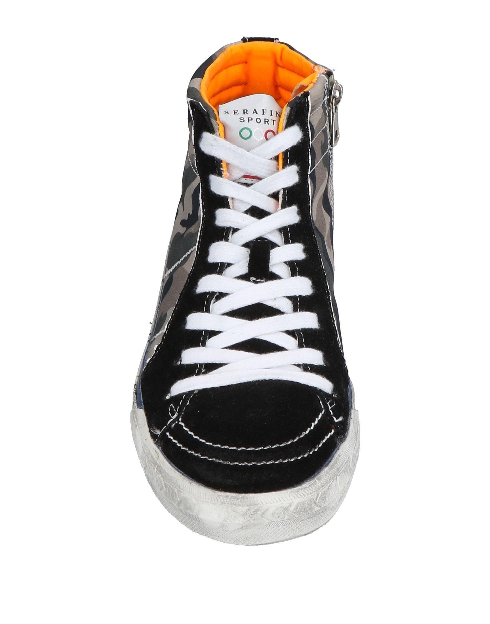 Rabatt echte Schuhe Serafini Sport Sneakers Herren  11491258MC