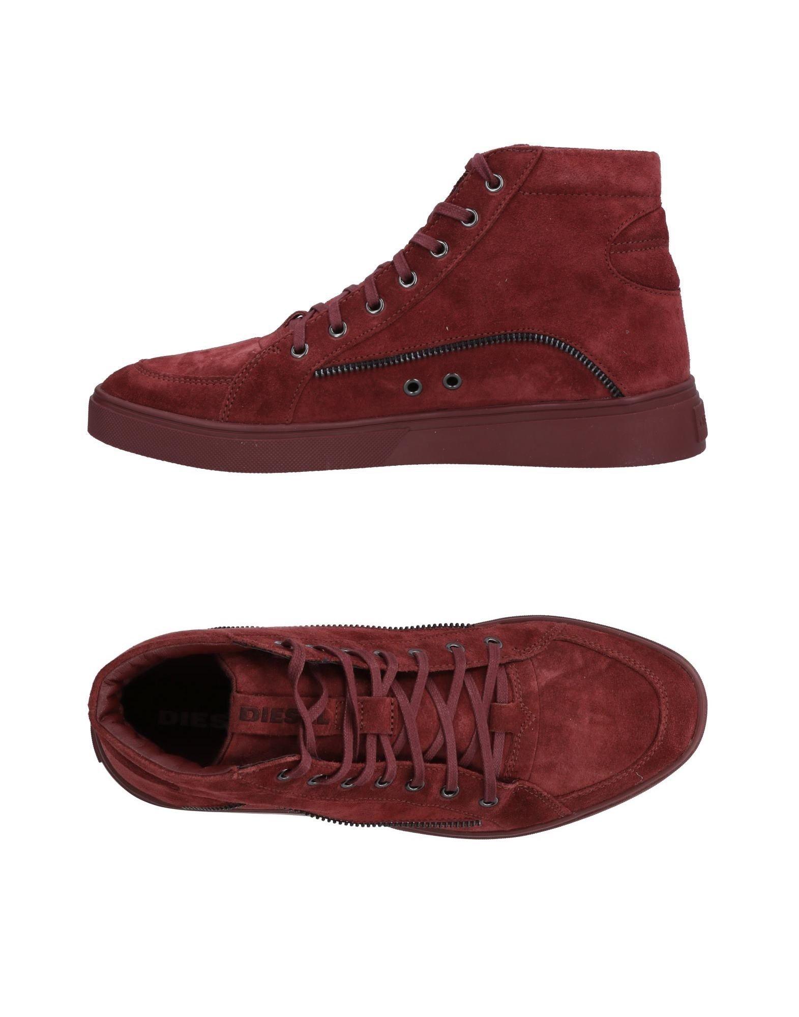 Moda Sneakers Sneakers Moda Diesel Uomo - 11491295SE 232621