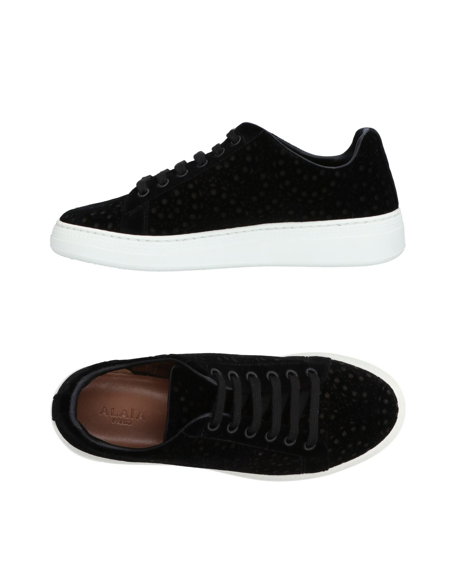 Alaïa Sneakers Damen  11491308PEGünstige gut aussehende Schuhe