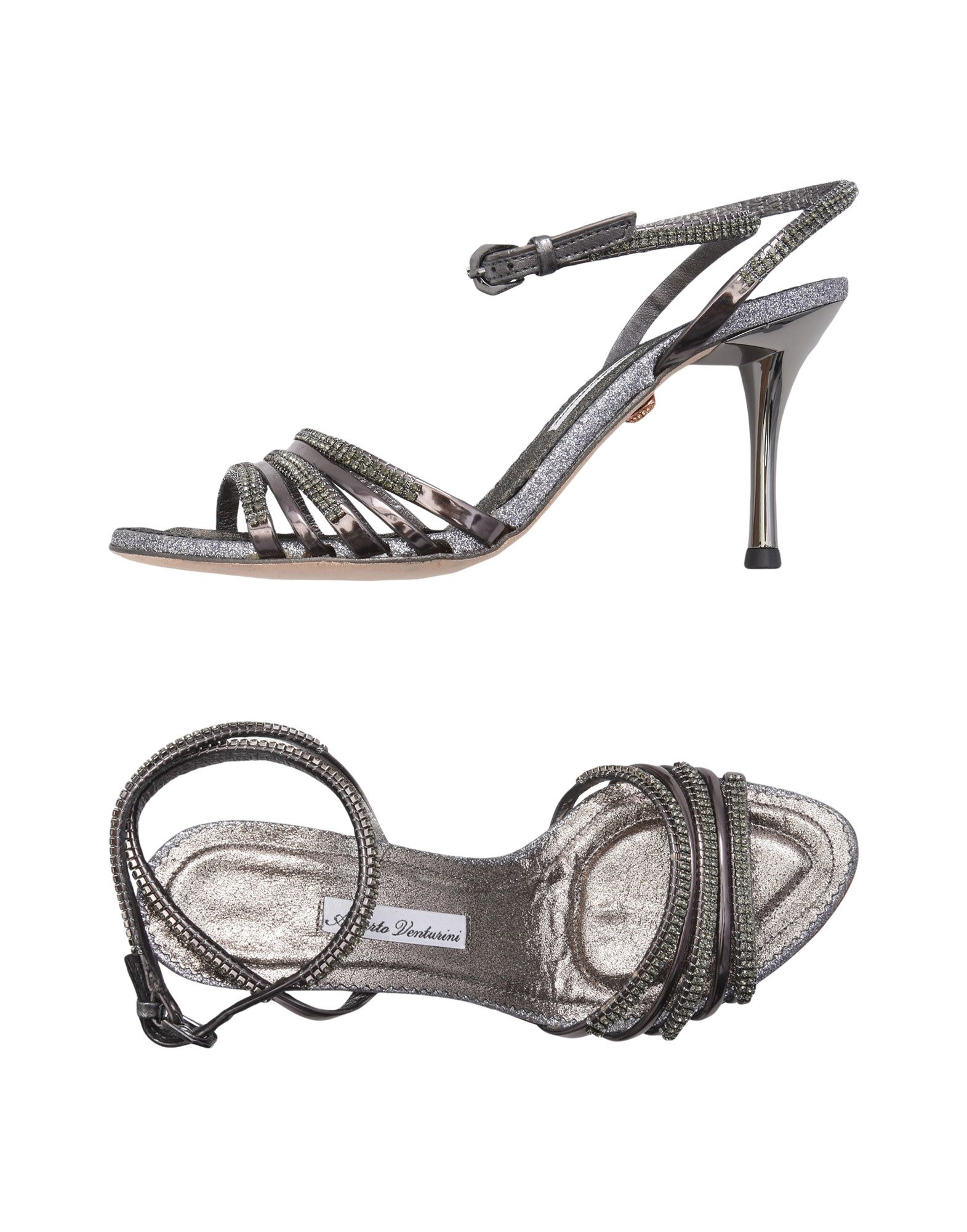 pretty nice 8b8d5 35e12 Schuhe Alberto Venturini Sandalen Damen 11491403NU billige ...