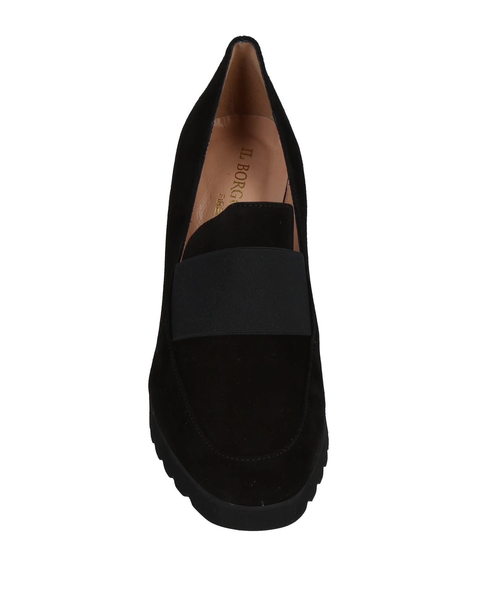 Il Borgo Firenze Mokassins beliebte Damen  11491409WT Gute Qualität beliebte Mokassins Schuhe e13eed