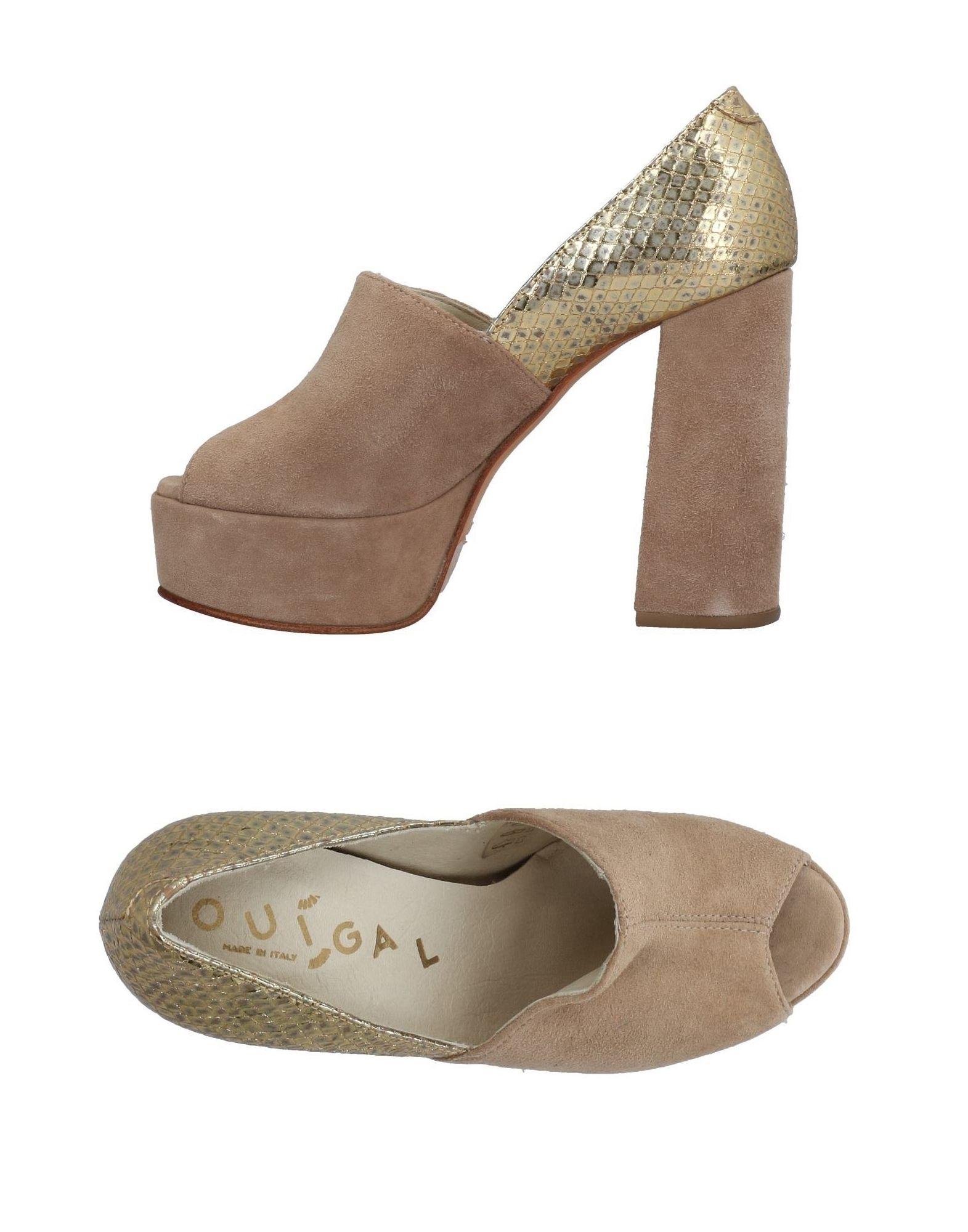 Ouigal Pumps Damen  11491451UH Gute Qualität beliebte Schuhe