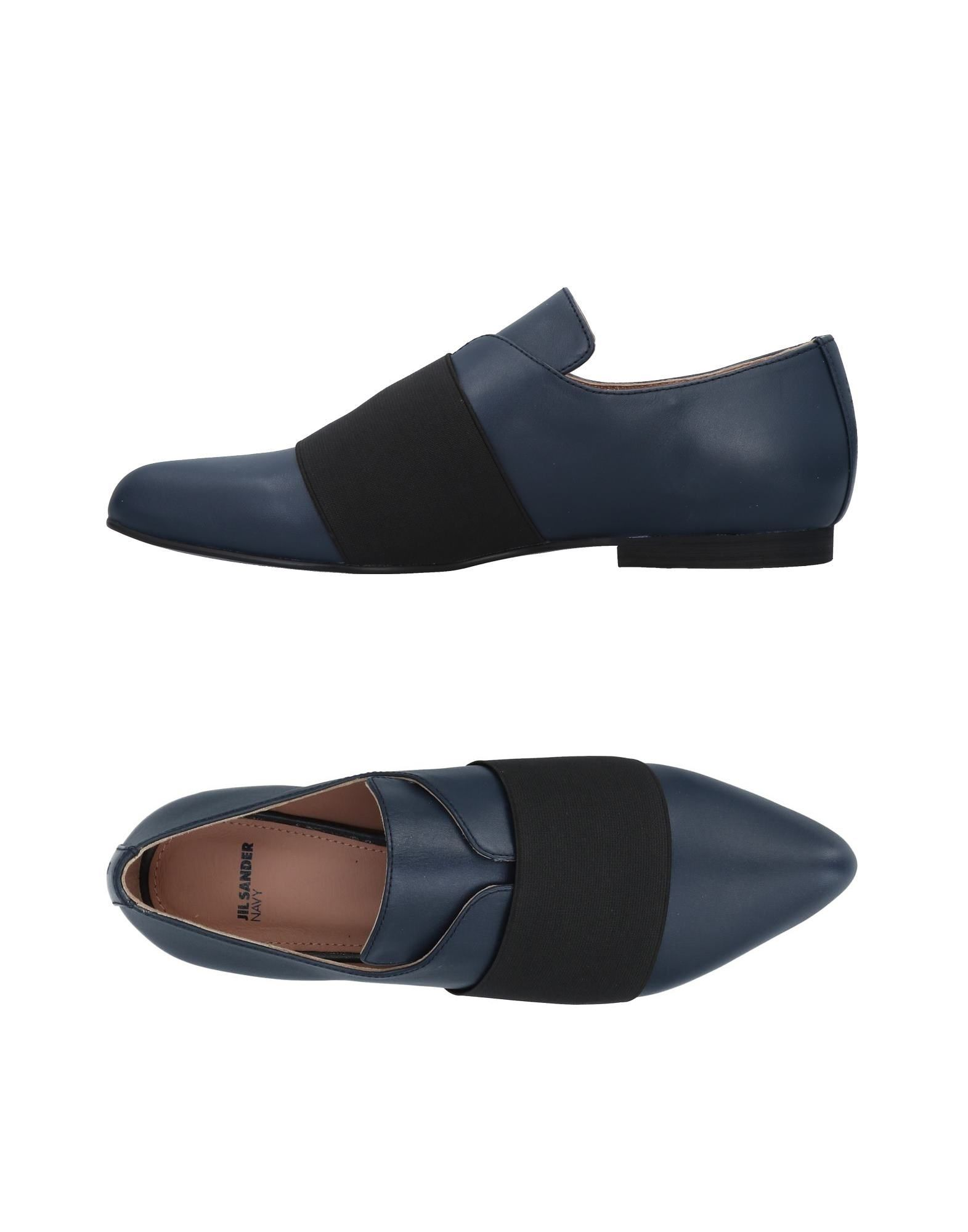 Zapatos zapatos de mujer baratos zapatos Zapatos de mujer Mocasín Jil Sander Navy Mujer - Mocasines Jil Sander Navy  Azul oscuro 0854f9