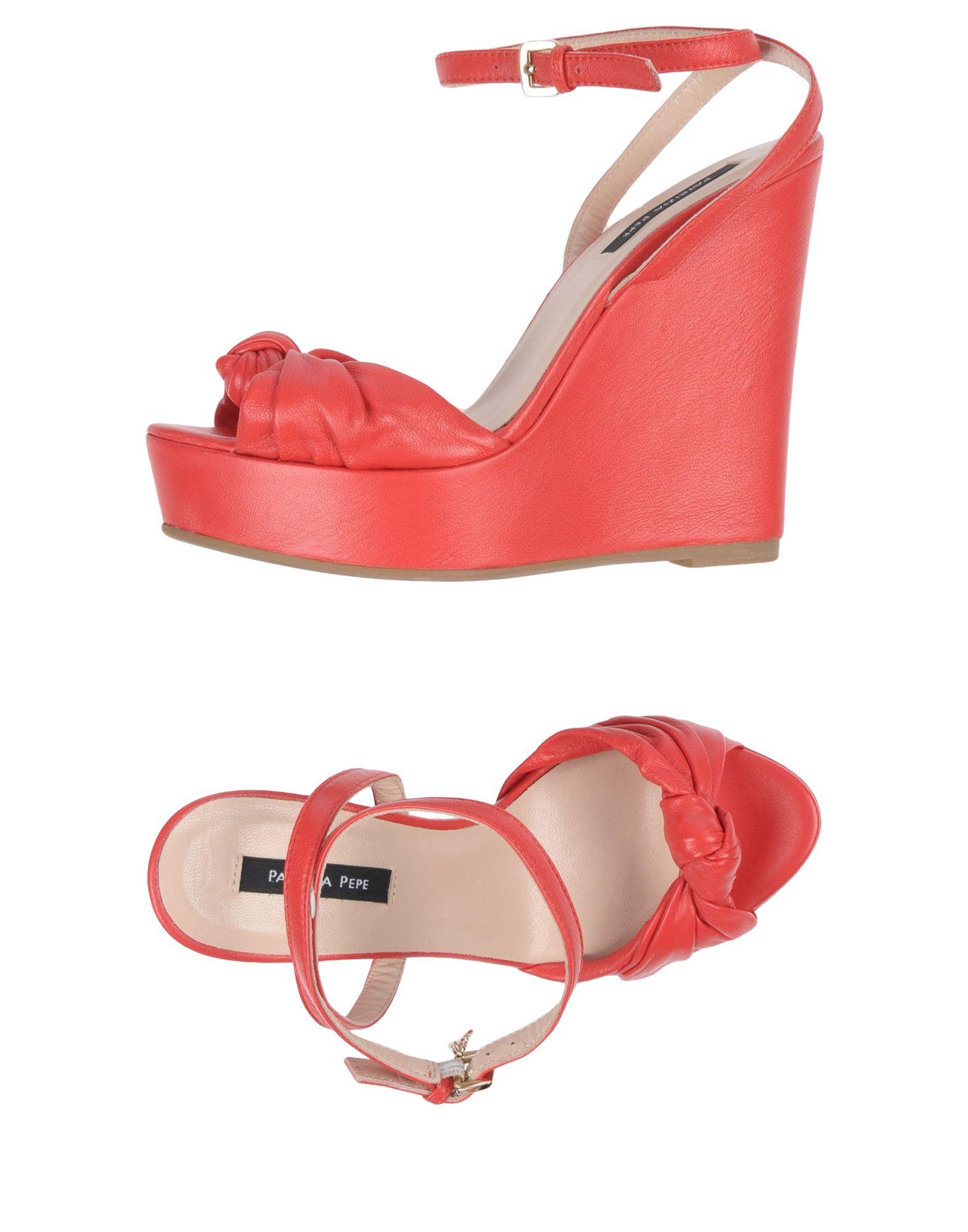 Gut um billige Schuhe zu  tragenPatrizia Pepe Sandalen Damen  zu 11491484BN 4c756b