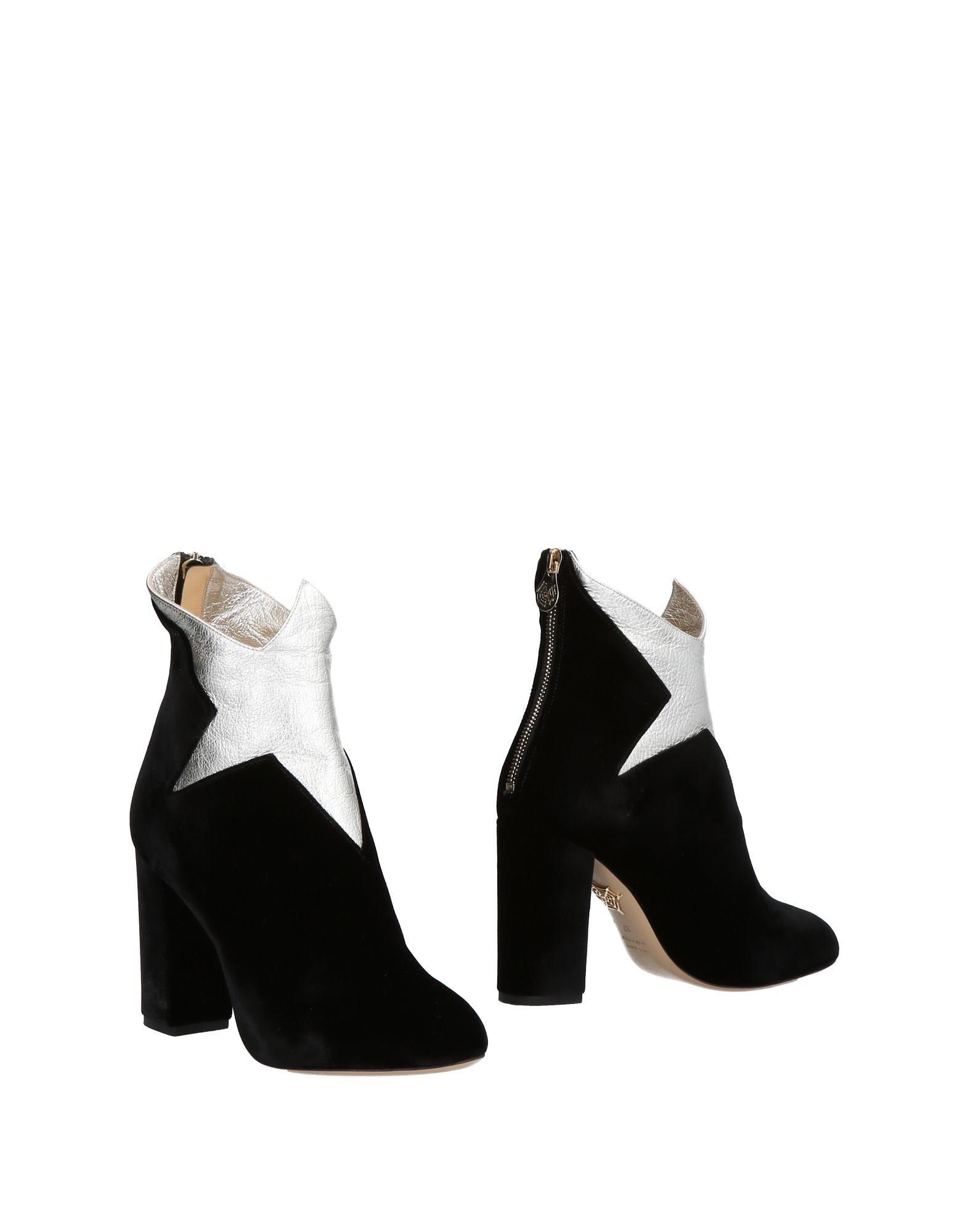 Charlotte Olympia Stiefelette Damen  11491499INGünstige gut aussehende Schuhe