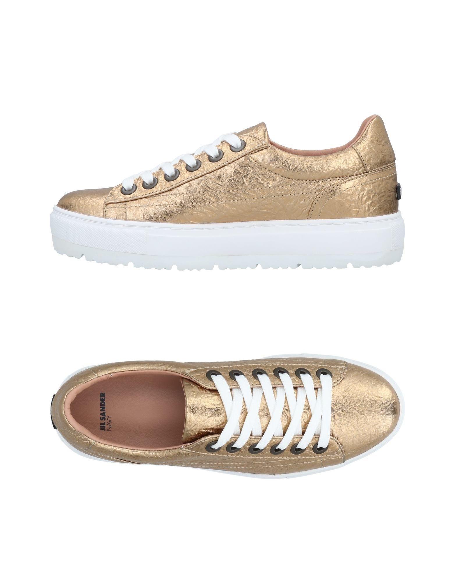 Sneakers Jil 11491505PA Sander Navy Donna - 11491505PA Jil 887a5a