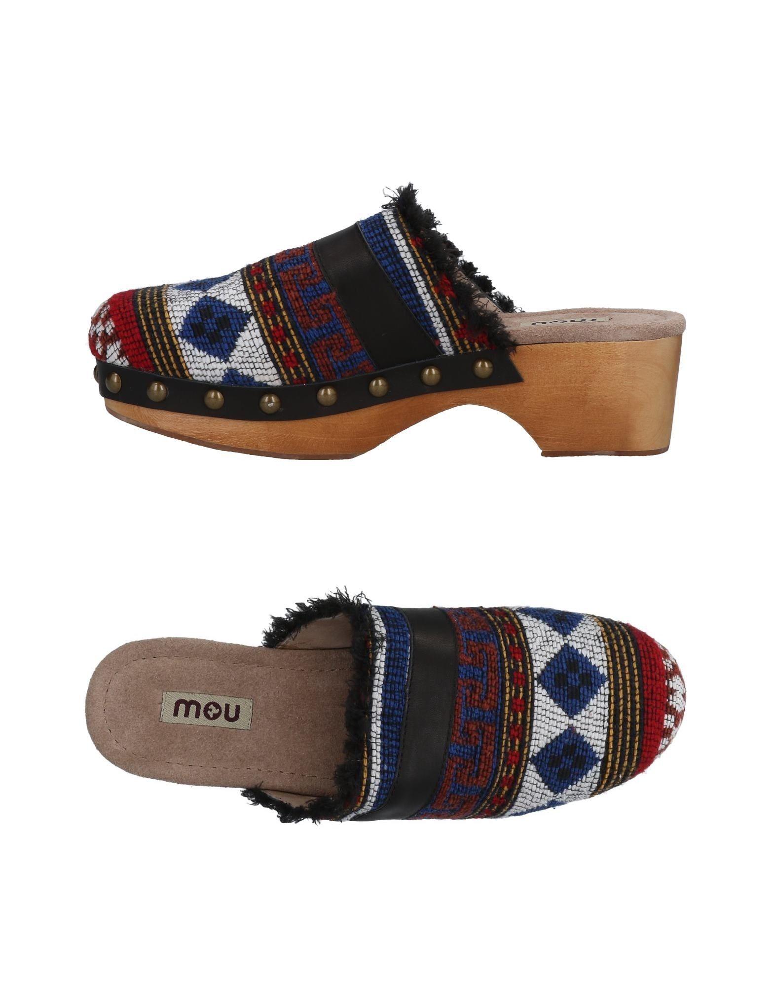 Mou Pantoletten Damen  11491507EJ Gute Qualität beliebte Schuhe