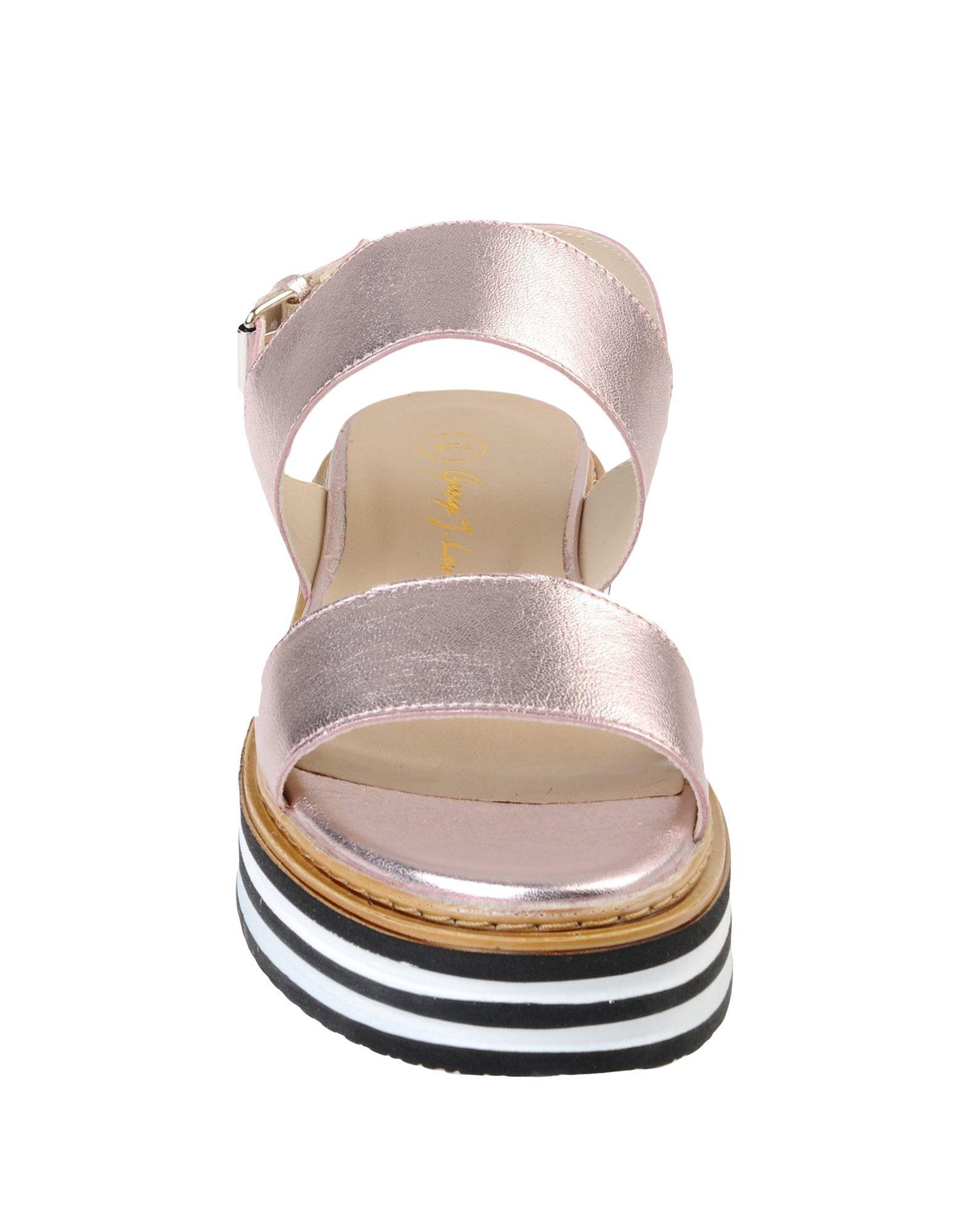 George Schuhe J. Love Sandalen Damen  11491519WN Neue Schuhe George e49494