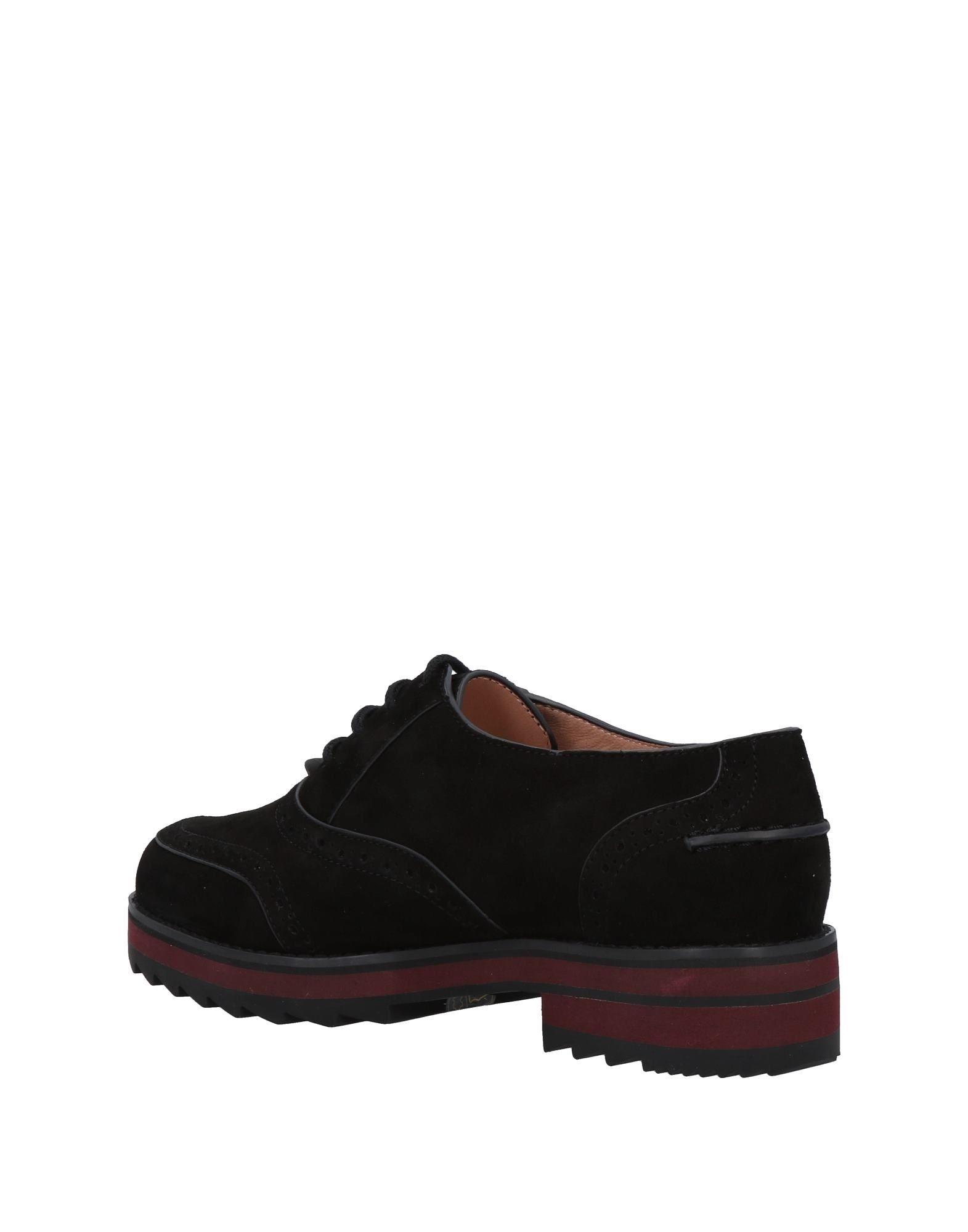 Stilvolle billige Schuhe Jil Sander Navy Schnürschuhe Damen  11491525UM