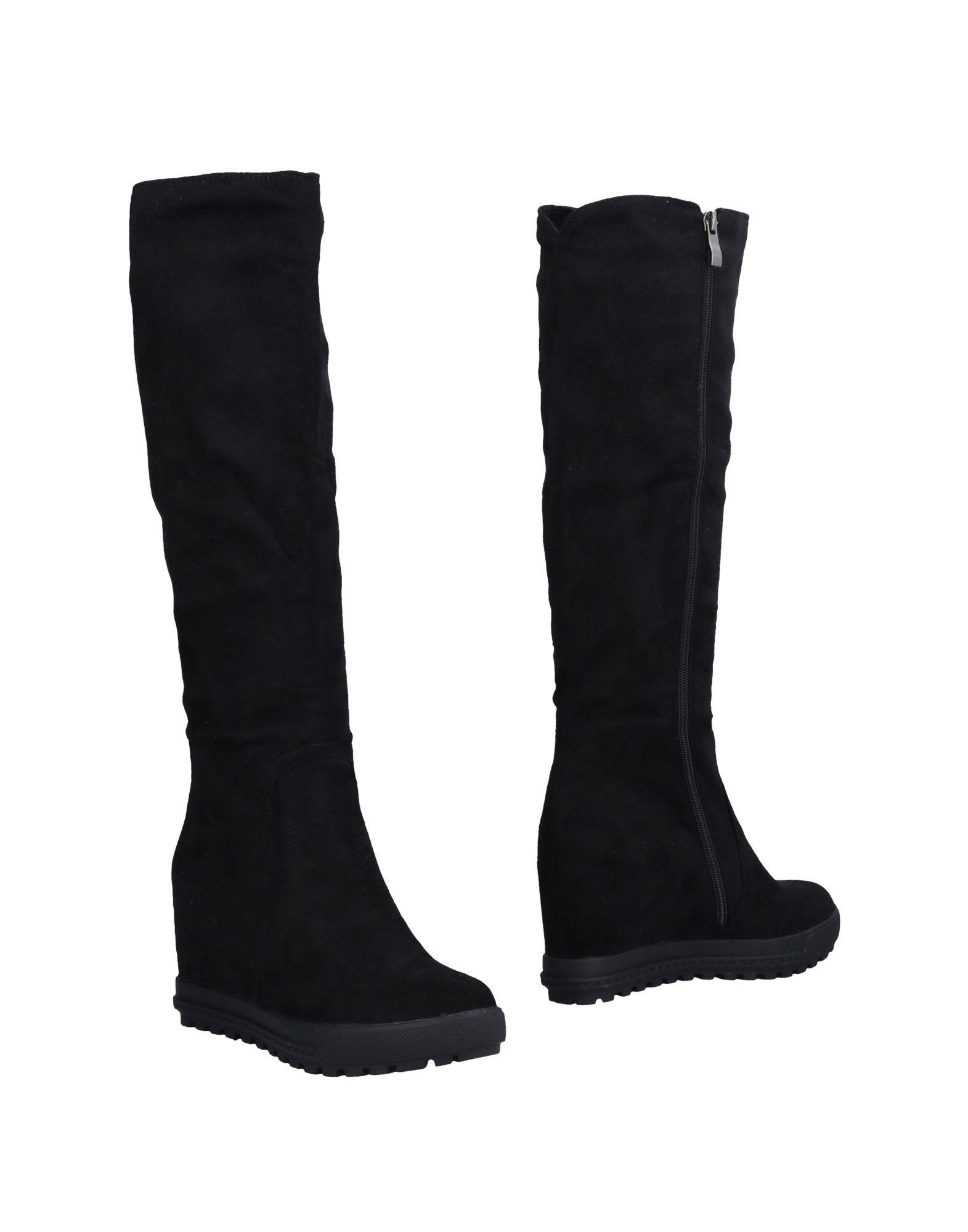 Stilvolle billige Schuhe Vivien Lee Stiefel Damen  11491558UJ