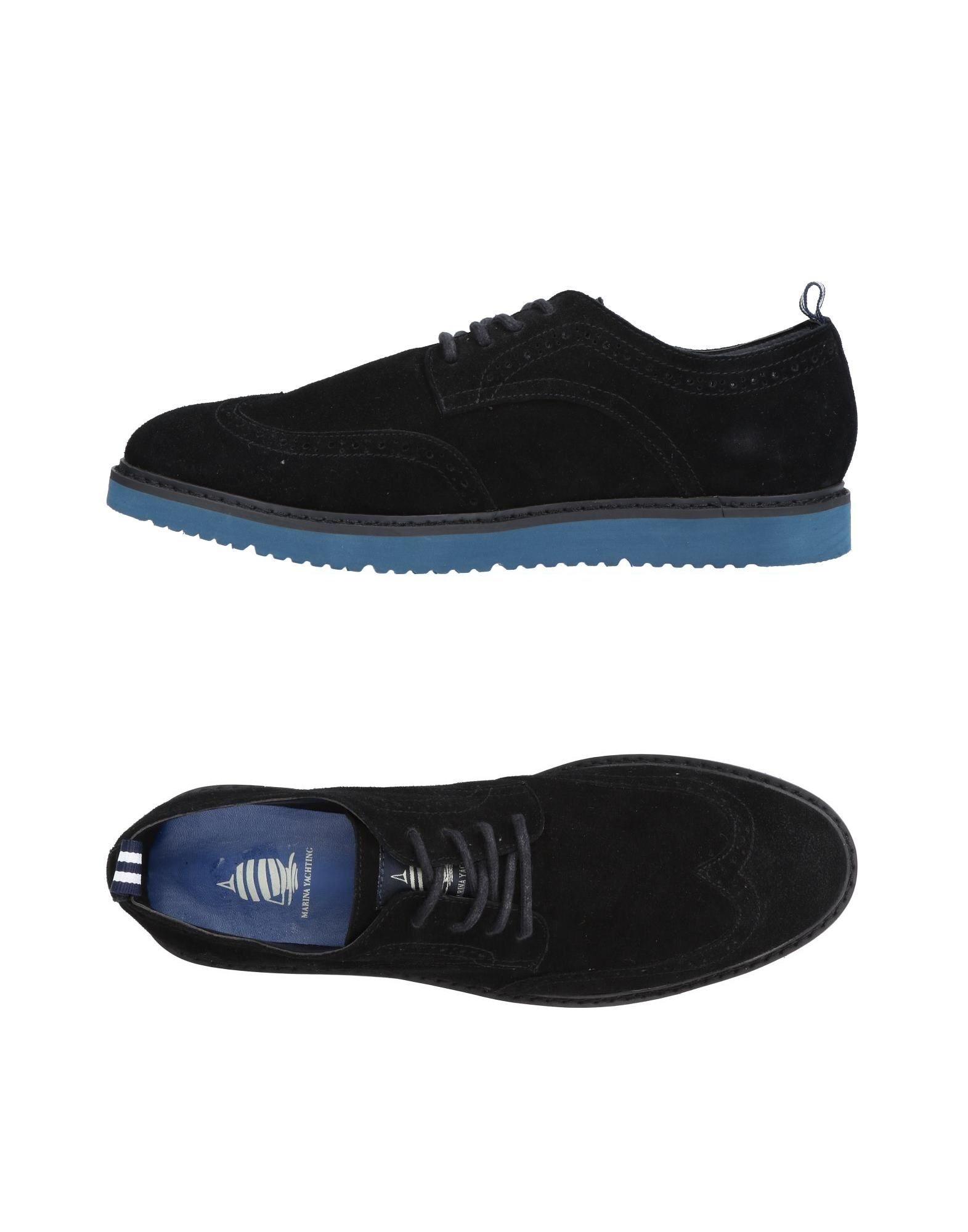 Rabatt echte Schuhe Marina Yachting Schnürschuhe Herren 11491571MU