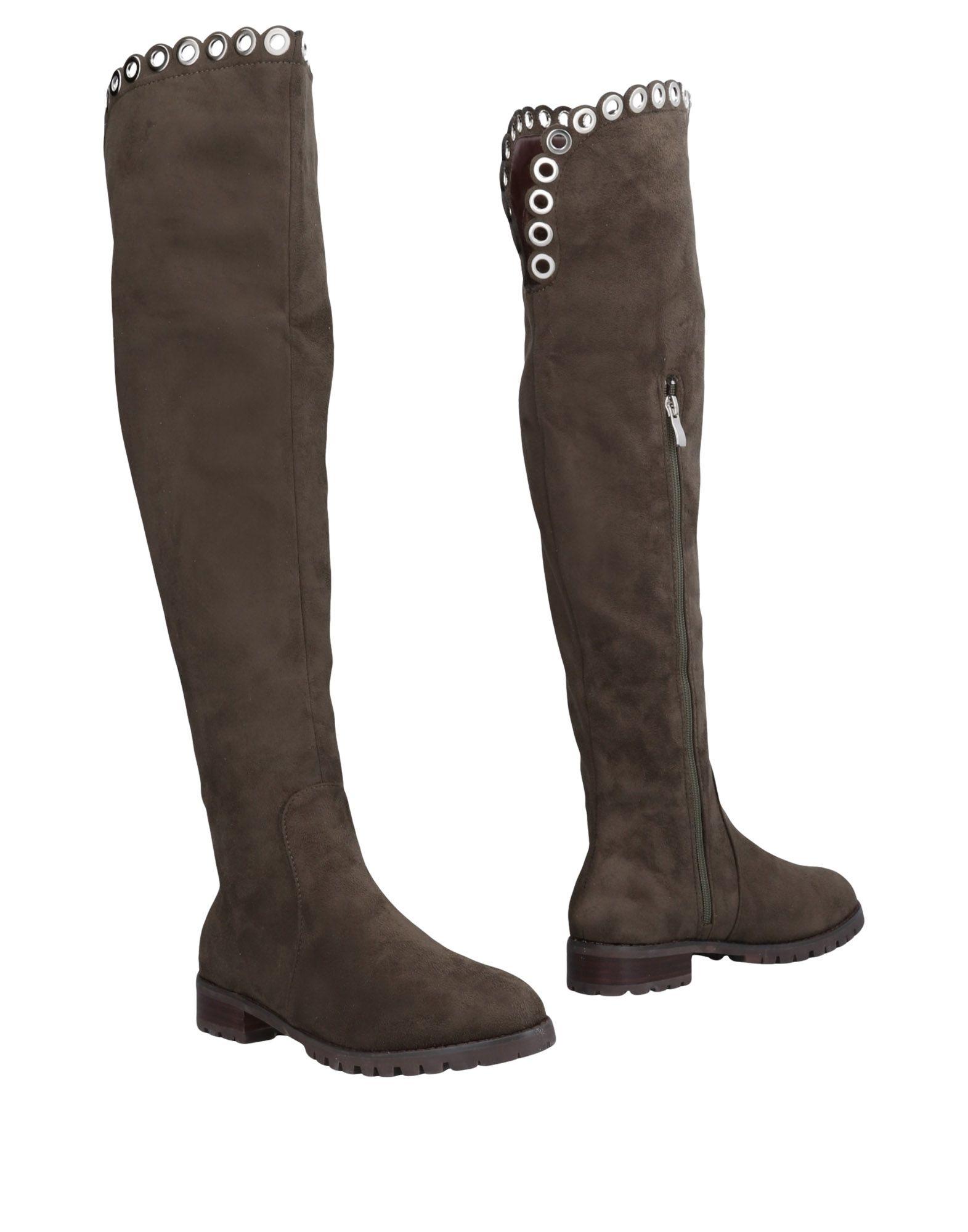 Vivien Lee Stiefel Damen    11491576UP Neue Schuhe 074bb3