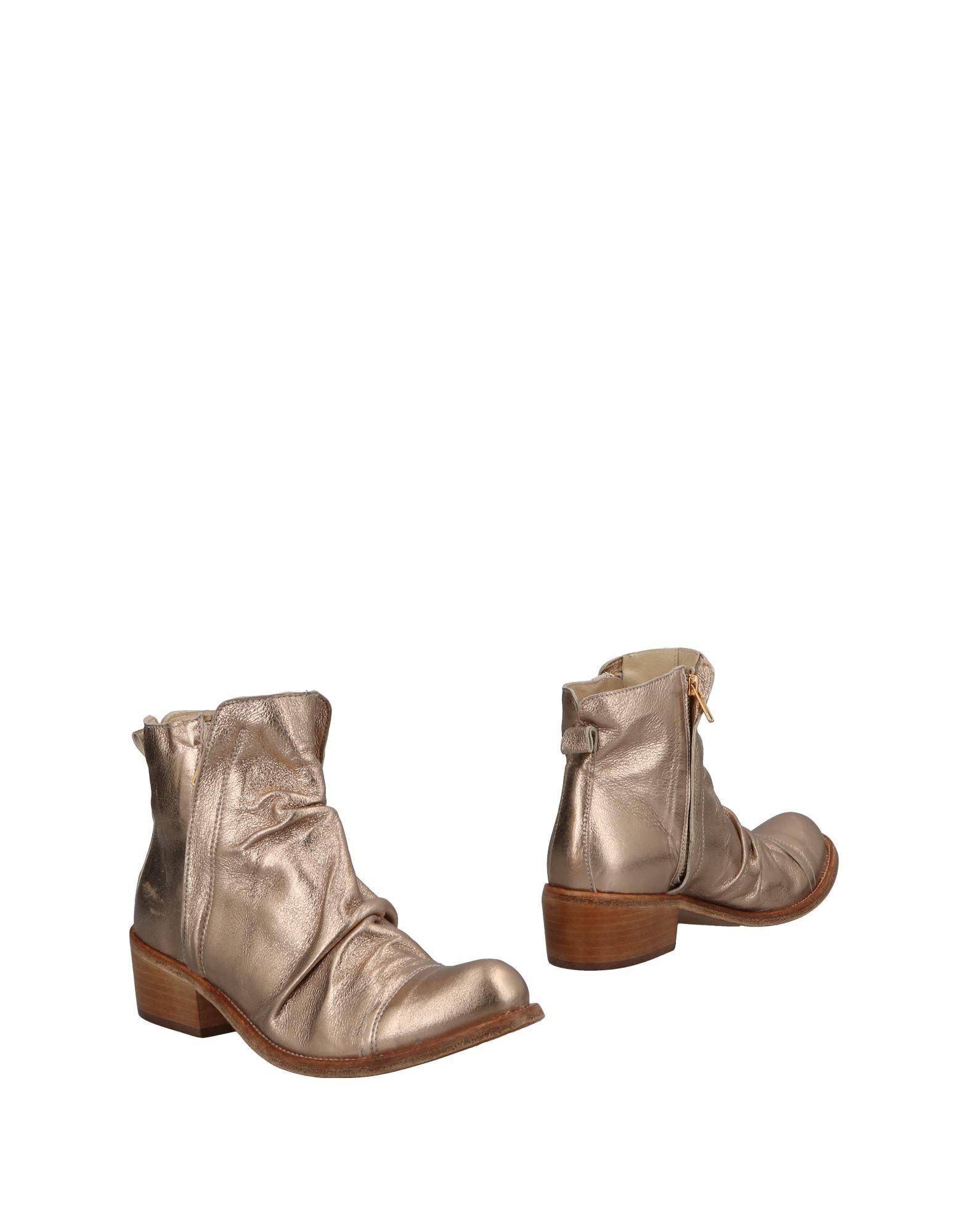 Stilvolle Denim billige Schuhe Manila Grace Denim Stilvolle Stiefelette Damen  11491584JI 7d8718