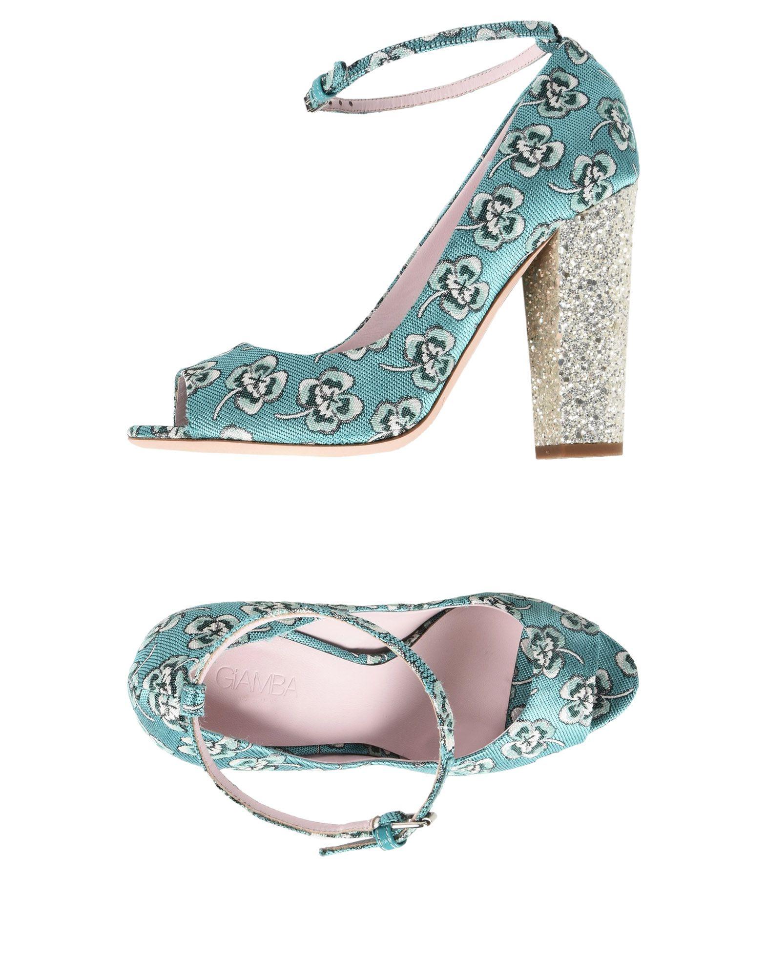 Haltbare Mode billige Schuhe Giamba Pumps Damen  11491586CQ Heiße Schuhe