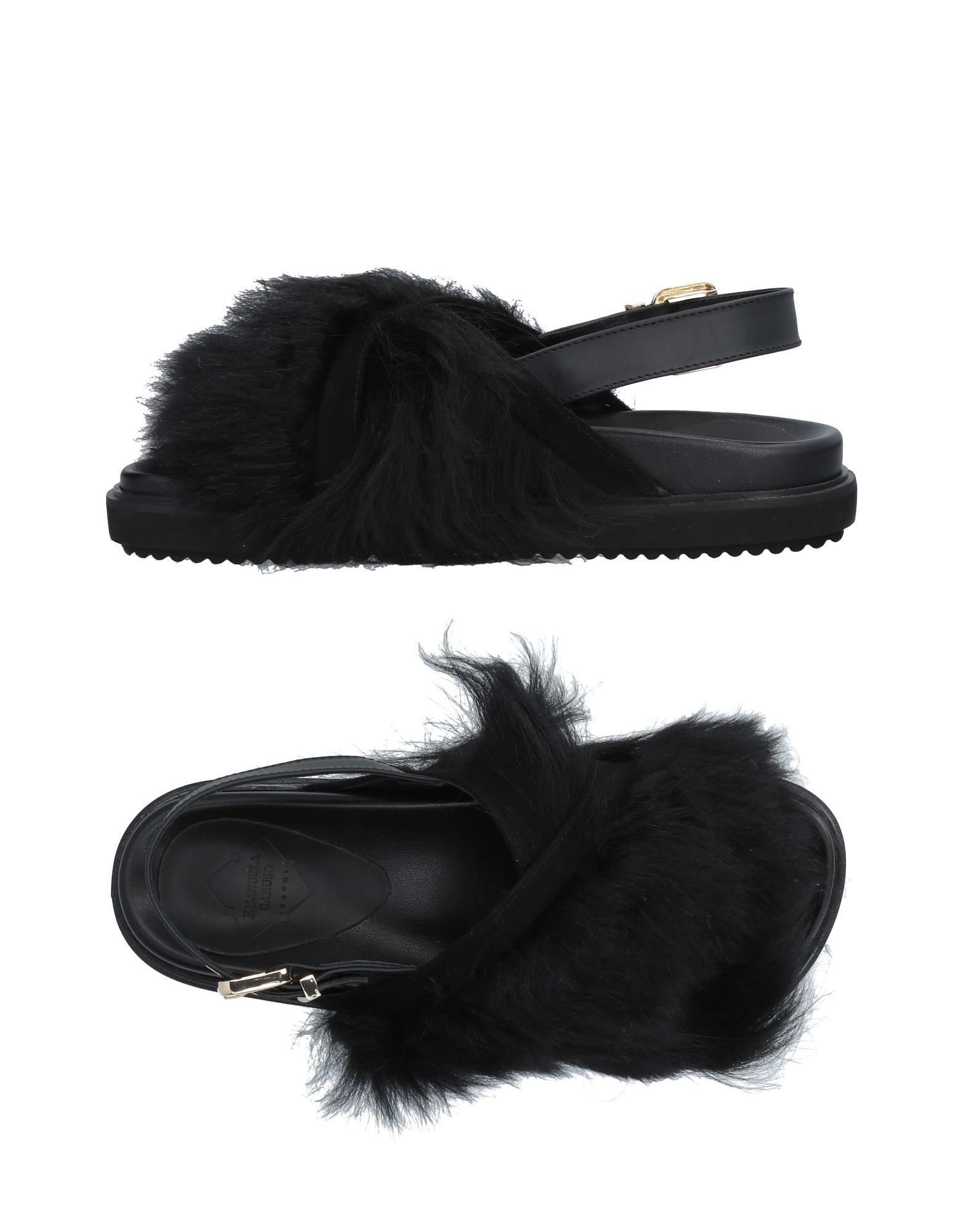 Emanuela Caruso Capri Sandalen Damen  11491609CC Gute Qualität beliebte Schuhe