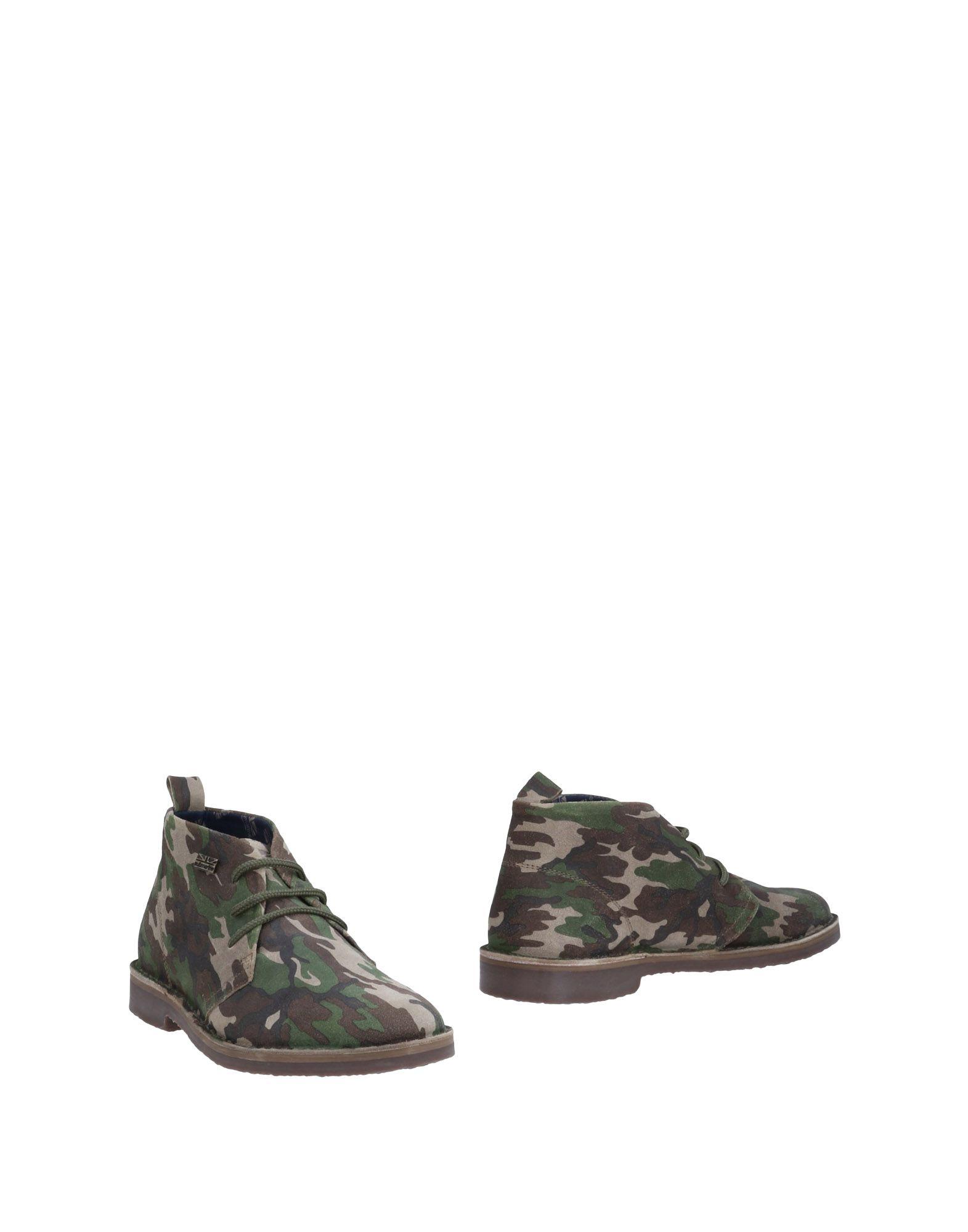Rabatt echte Schuhe Submarine Stiefelette Herren  11491619AR