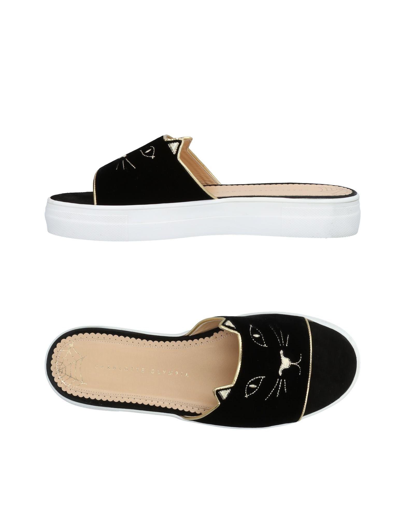 Stilvolle billige Schuhe Charlotte Olympia Sandalen Damen  11491797QS