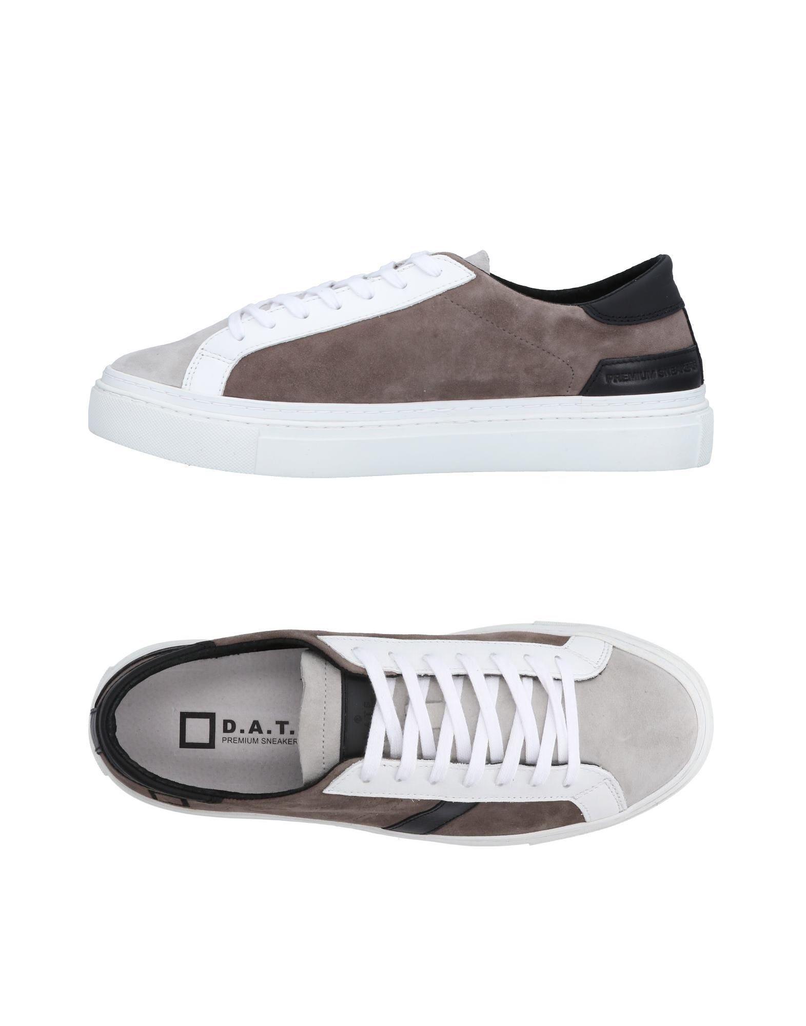 Moda Sneakers D.A.T.E. Uomo - 11491804OG