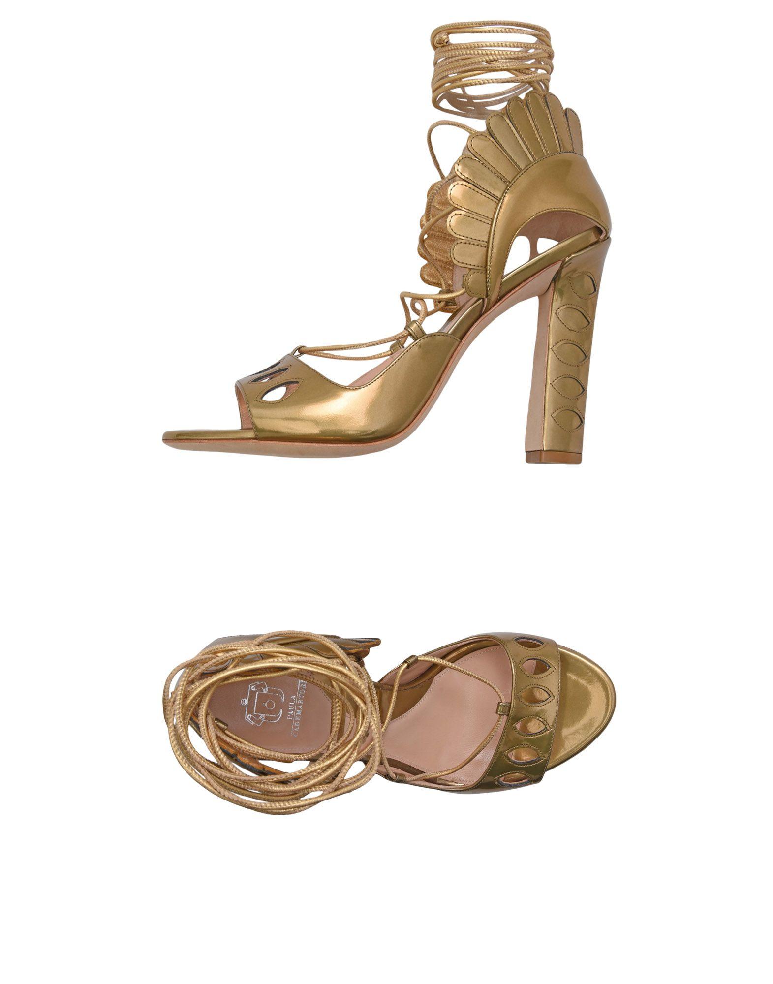 Paula Cademartori Cademartori Cademartori Sandalen Damen  11491810WS Beliebte Schuhe 481d79