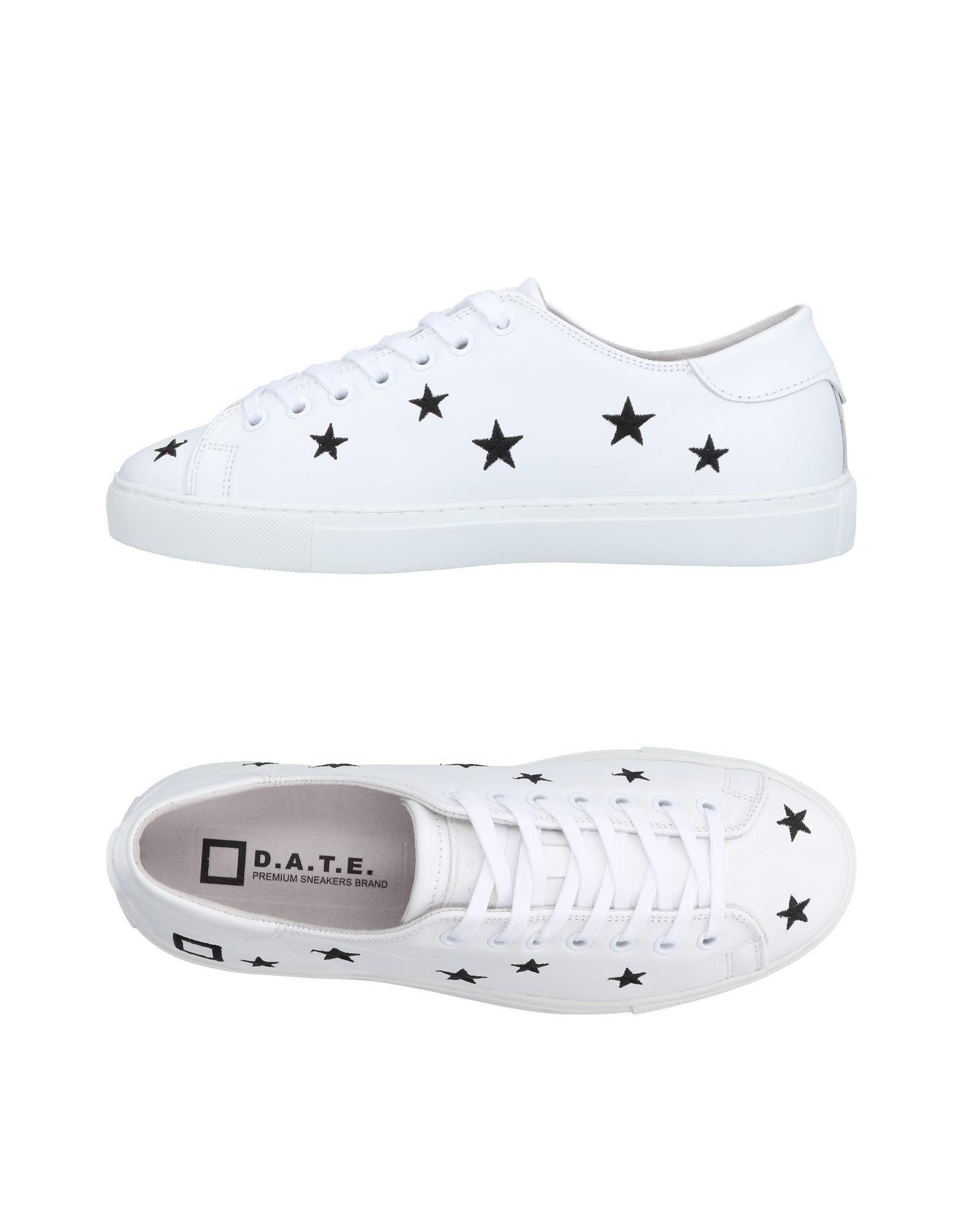 Rabatt echte Schuhe D.A.T.E. Sneakers Herren  11491811HJ