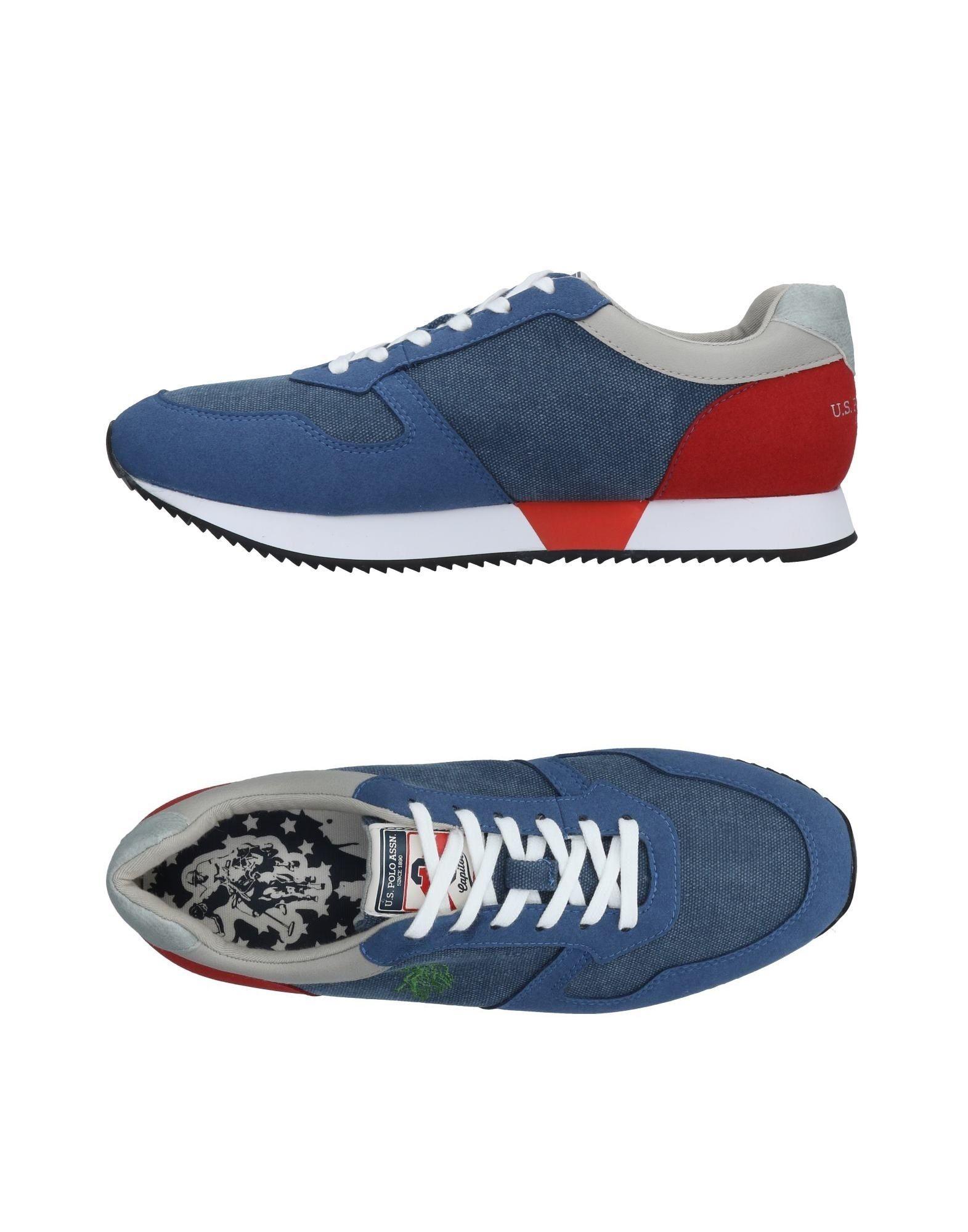 Rabatt echte Schuhe  U.S.Polo Assn. Sneakers Herren  Schuhe 11491846LK 93ddaa