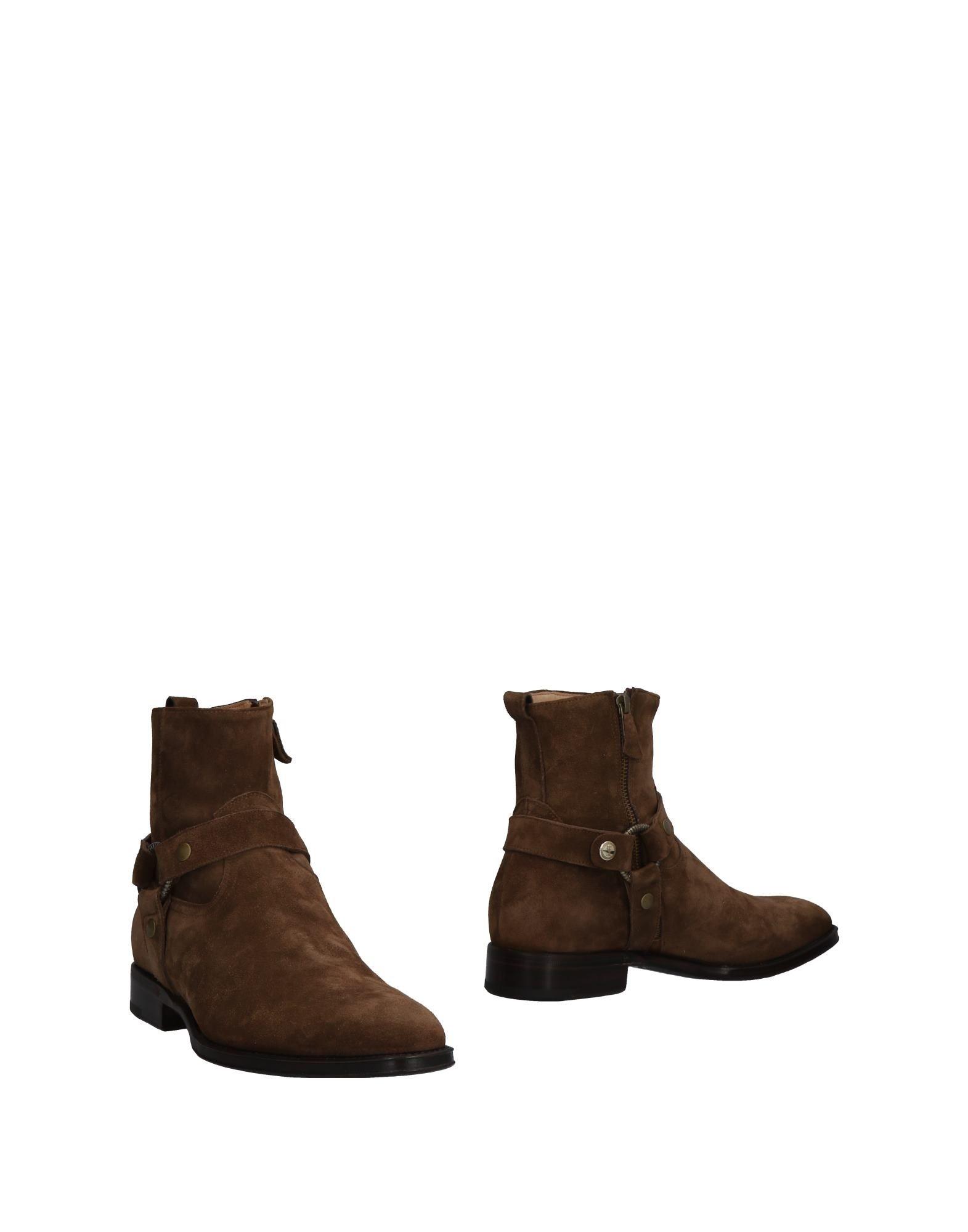 Herve'® Stiefelette Herren  11491887EA Gute Qualität beliebte Schuhe