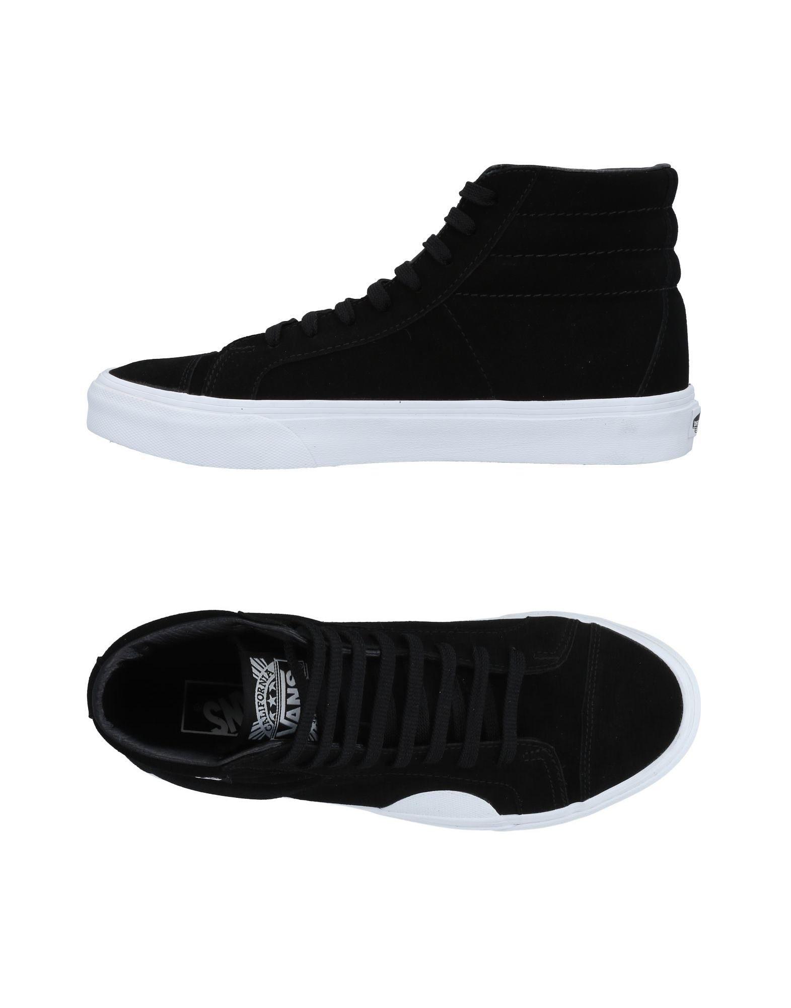 Sneakers Vans Homme - Sneakers Vans  Noir Confortable et belle