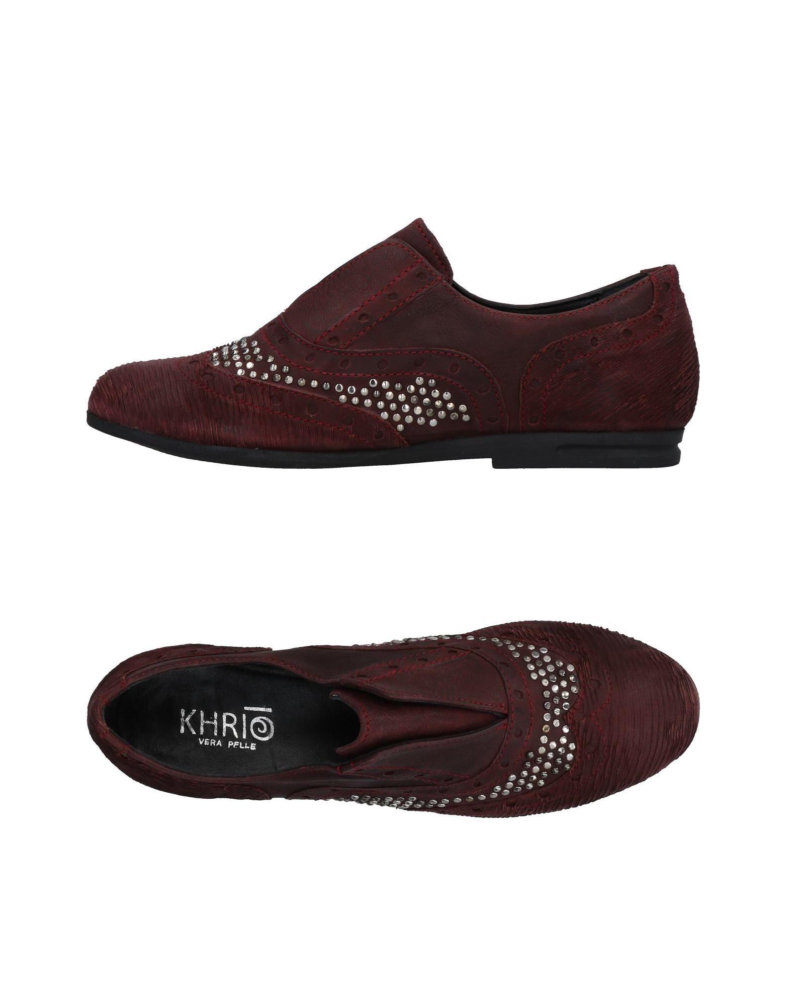 Khrio' Mokassins Damen  beliebte 11491906OQ Gute Qualität beliebte  Schuhe a98244