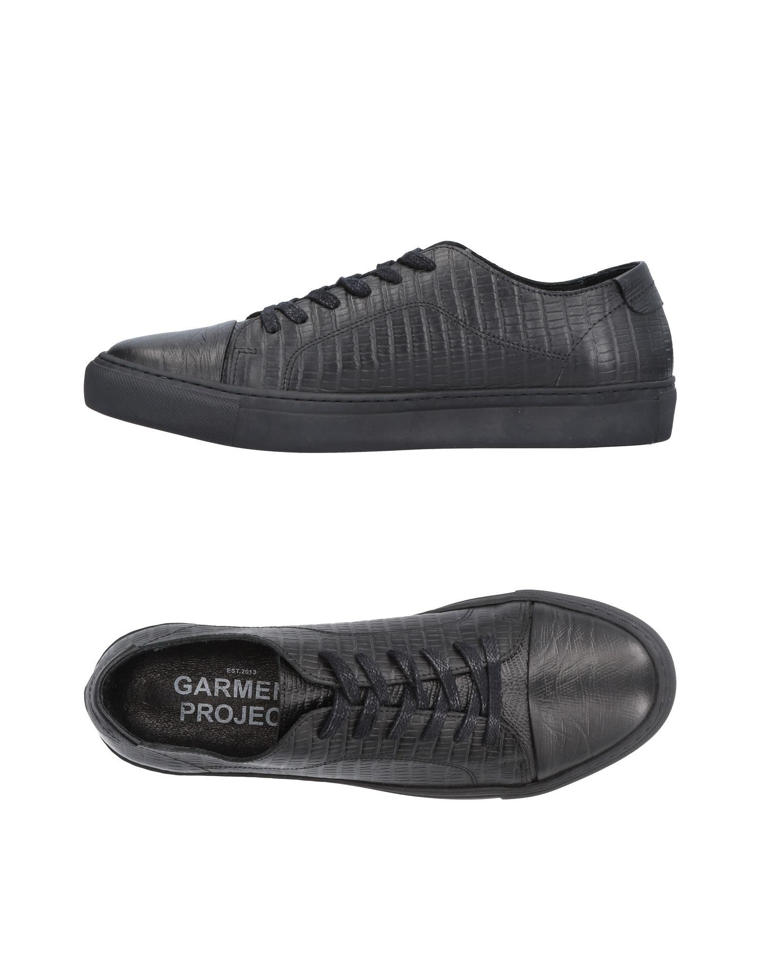 Sneakers Garment Project Homme - Sneakers Garment Project  Noir Confortable et belle