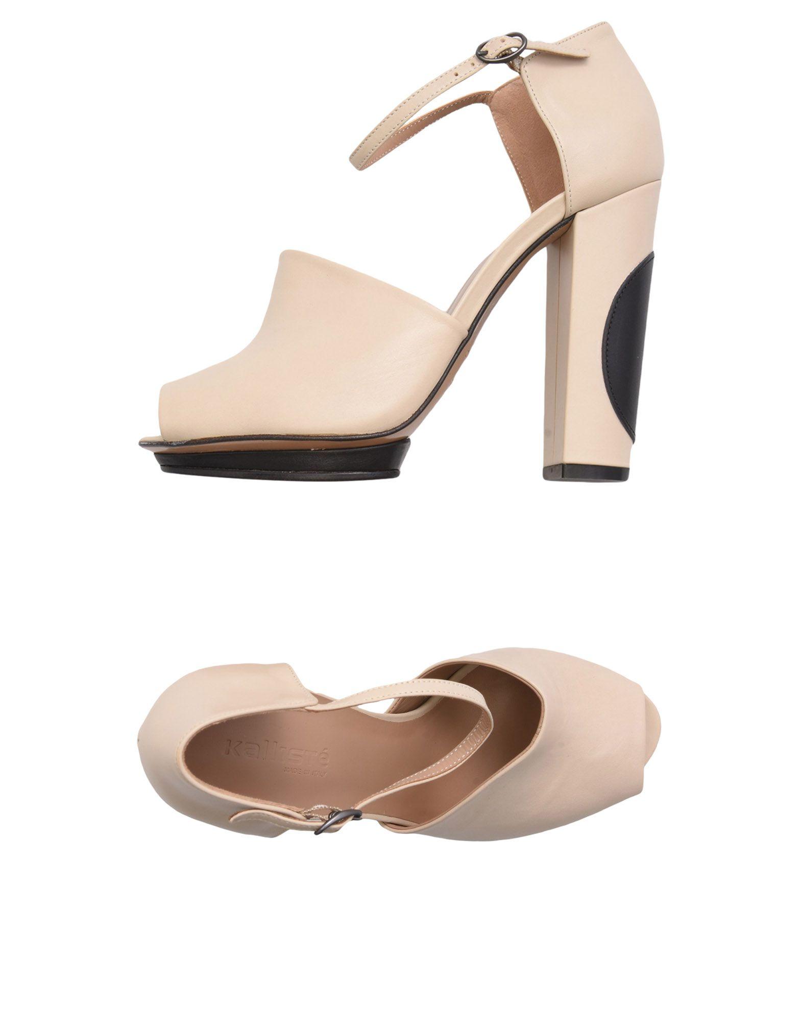Gut um billige Schuhe zu tragenKallistè Sandalen Damen  11491985BG