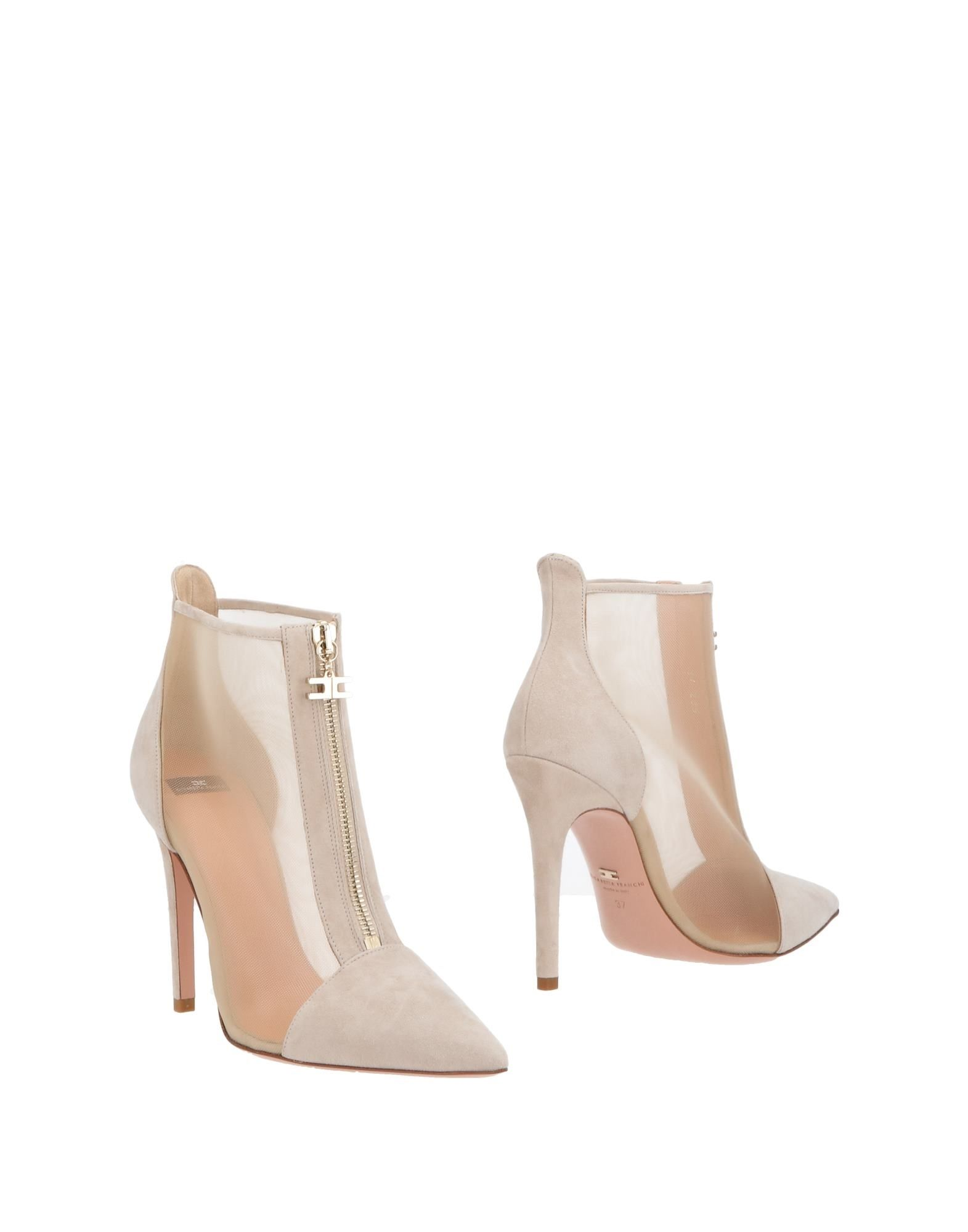 Elisabetta Franchi Stiefelette Damen  11492007TVGut aussehende strapazierfähige Schuhe