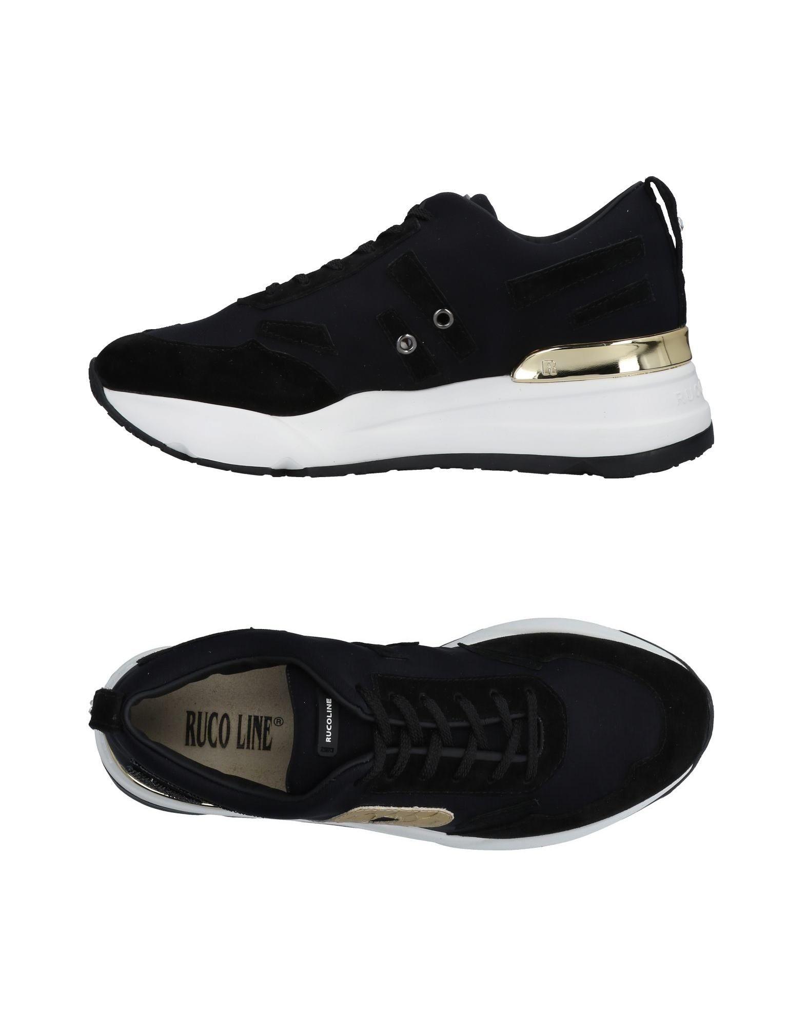 Stilvolle billige Schuhe  Ruco Line Sneakers Damen  Schuhe 11492038XA f030d2