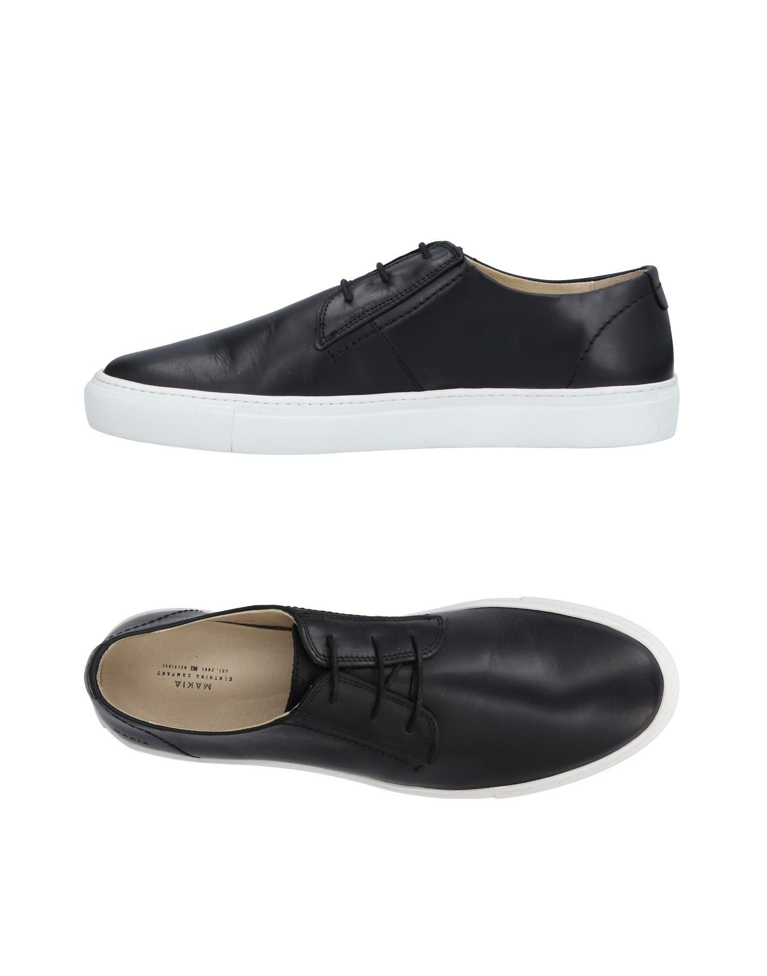 Rabatt echte Schuhe Makia Sneakers Herren  11492039QT
