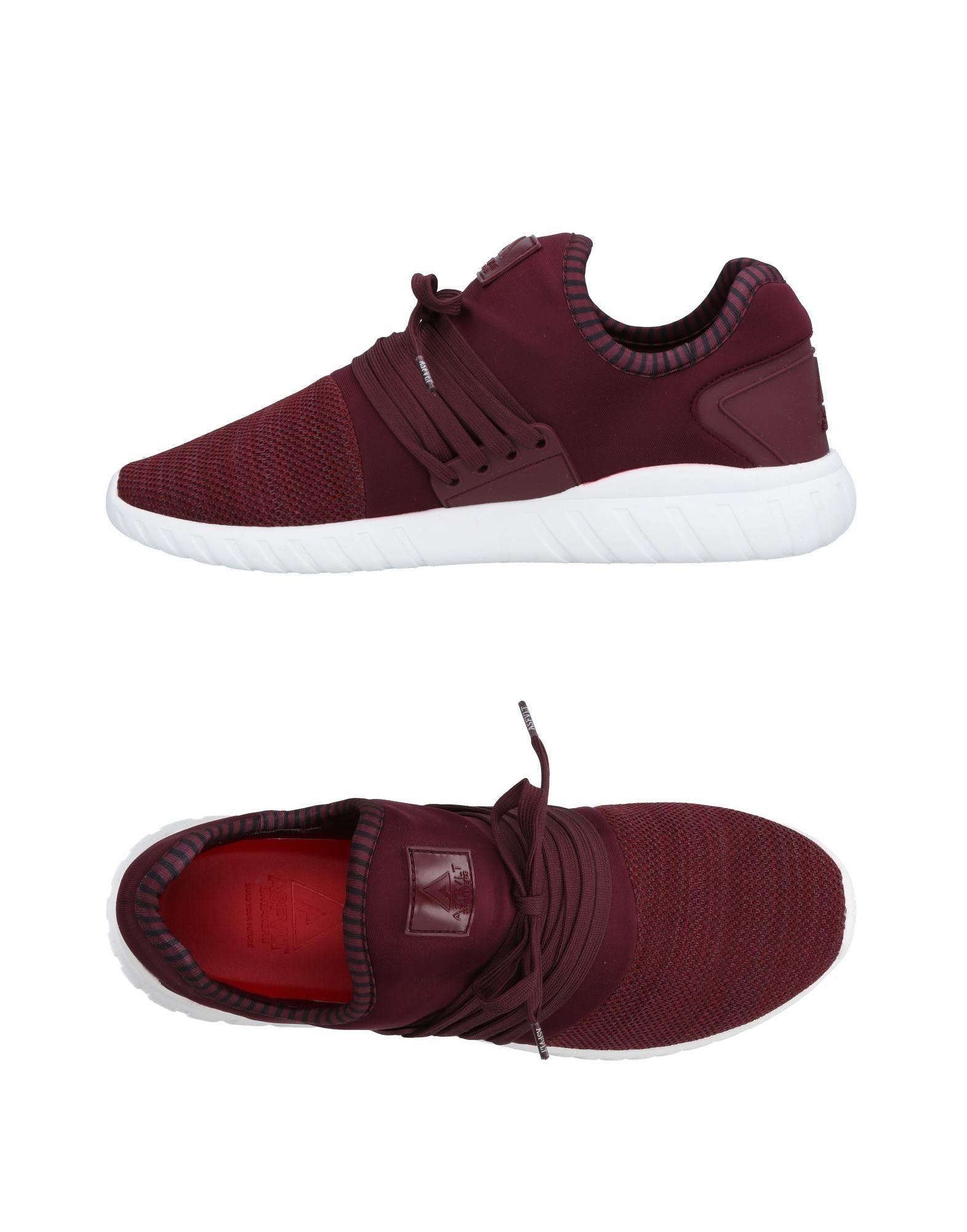 Moda Sneakers Asfvlt Uomo - 11492058WS