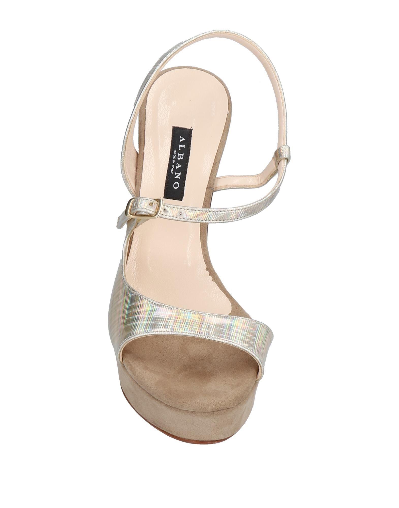 Albano Albano Albano Sandalen Damen  11492063AT Gute Qualität beliebte Schuhe 47da73