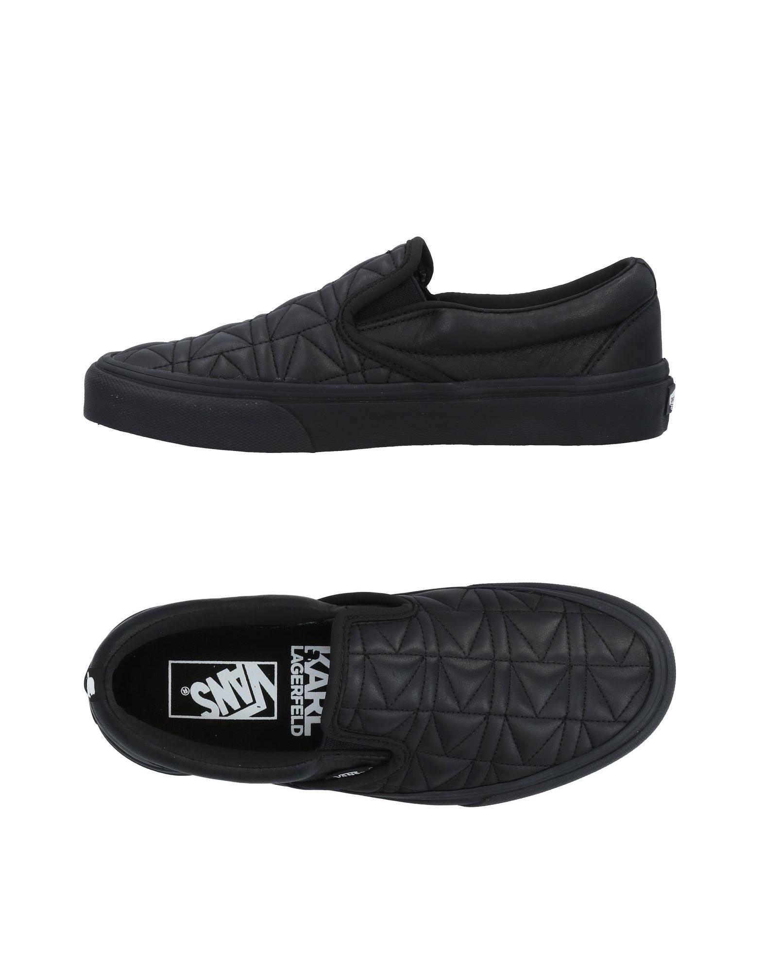 Vans X Karl Lagerfeld Sneakers Damen  11492064LS Heiße Schuhe