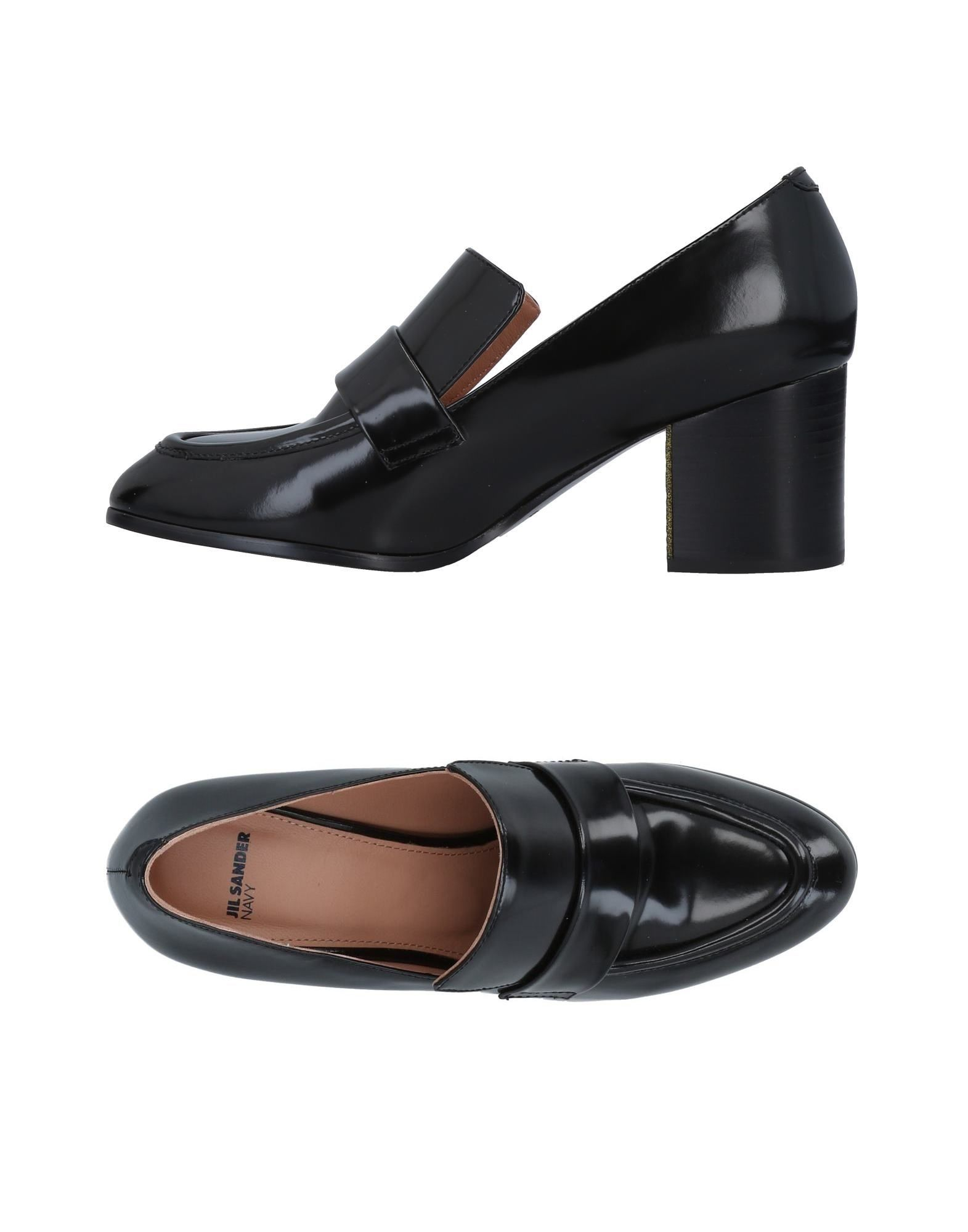Jil Sander Navy Loafers - Women Jil Sander Navy Loafers Kingdom online on  United Kingdom Loafers - 11492070OJ 25340f