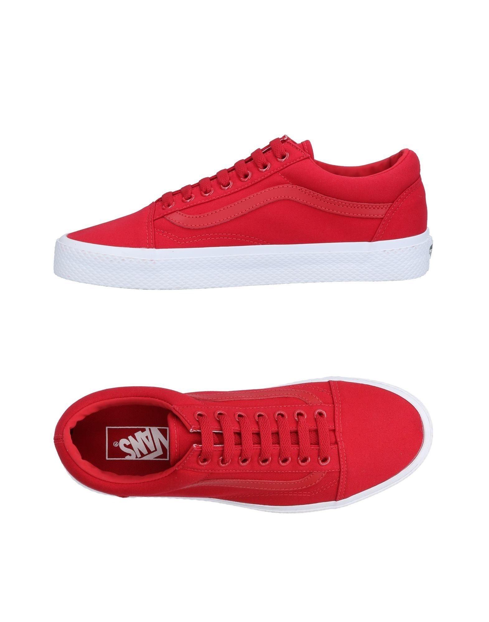 Rabatt echte Schuhe Vans Sneakers Herren  11492144OV