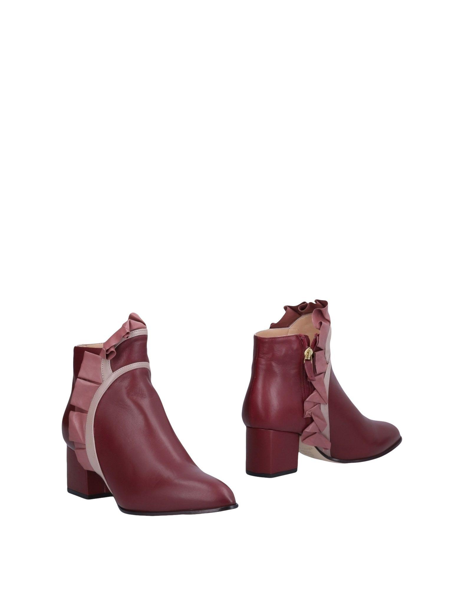 Racine  Carrée Stiefelette Damen  Racine 11492147MKGünstige gut aussehende Schuhe 3ed266