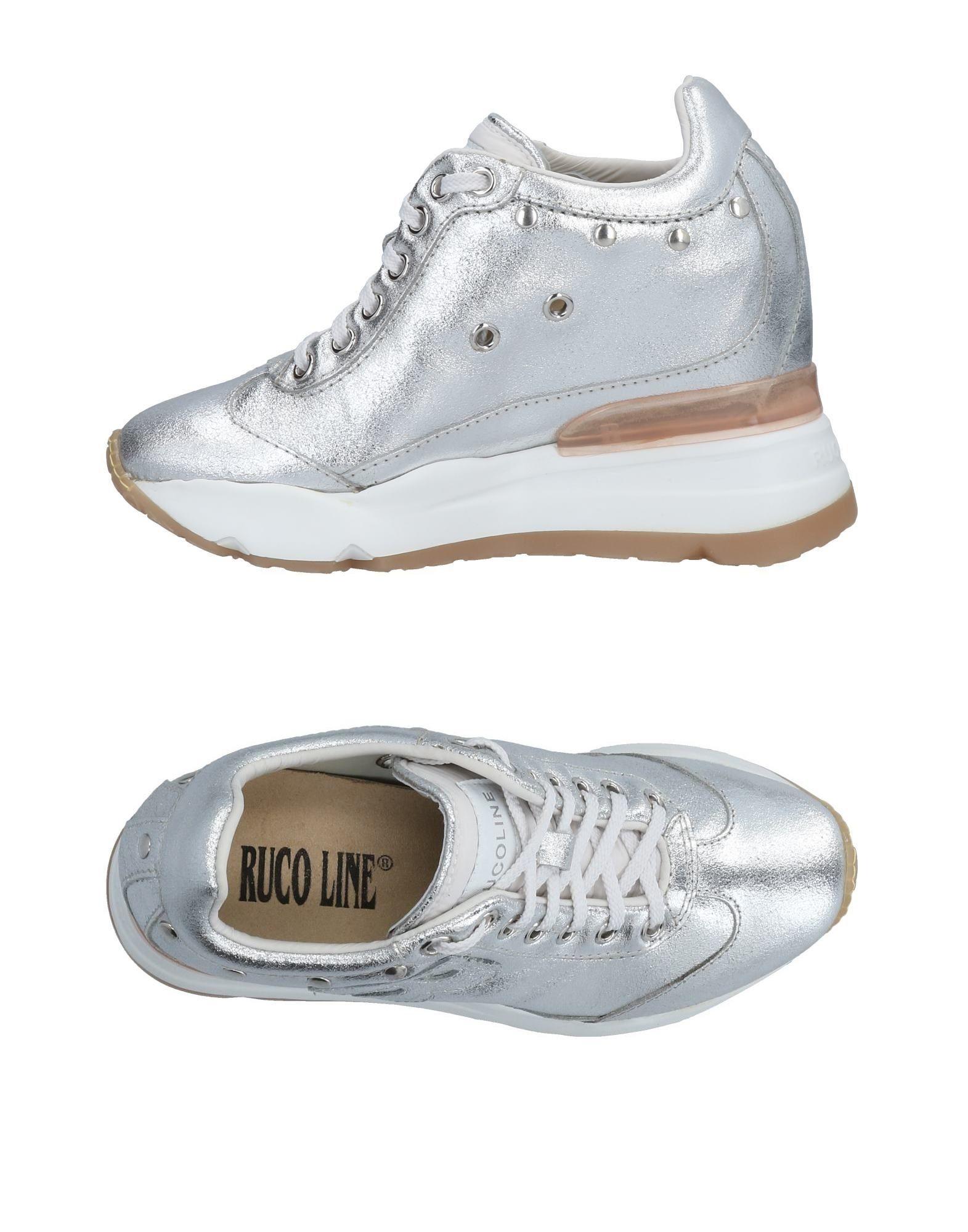Stilvolle billige Schuhe Ruco Line Sneakers Damen  11492248XJ