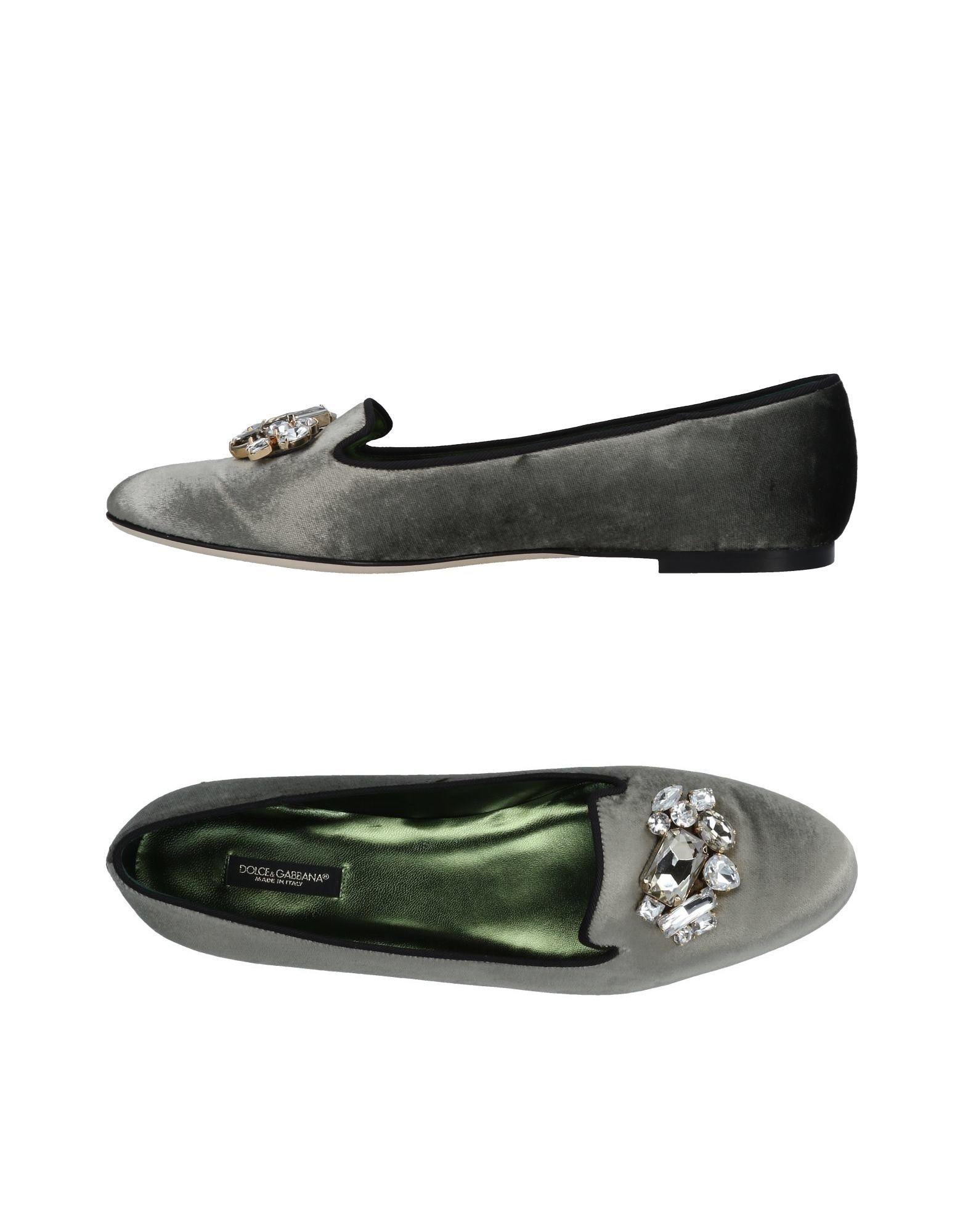 Dolce & Gabbana Mokassins Damen  11492251TRGünstige gut aussehende Schuhe