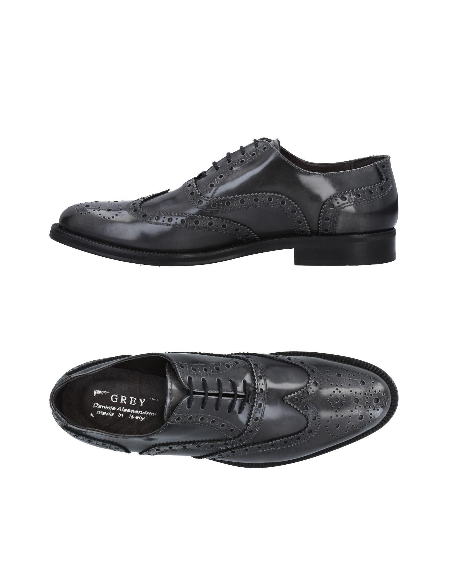 Rabatt echte Schuhe Daniele Alessandrini Schnürschuhe Herren  11492255QP