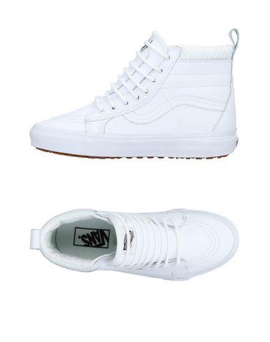 Zapatos de hombres y mujeres Vans de moda casual Zapatillas Vans mujeres Mujer - Zapatillas Vans - 11492343XM Blanco 07814d